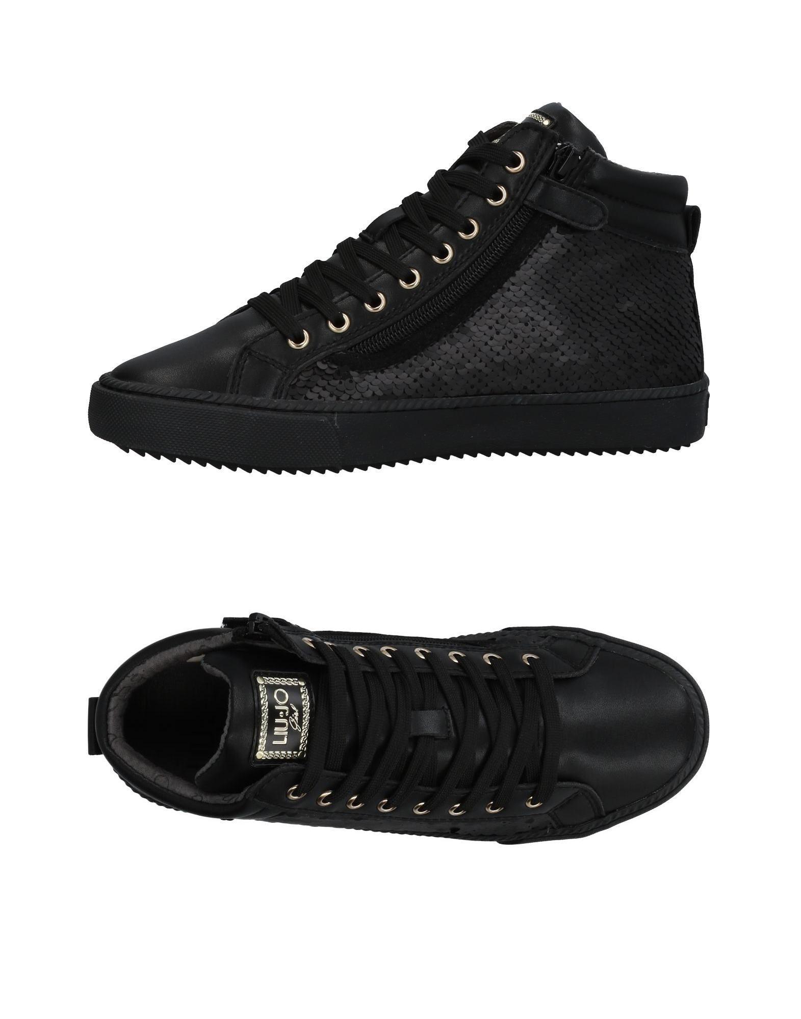 ?Liu Chaussures Jo-hauts Sommets Et Baskets EVbS5