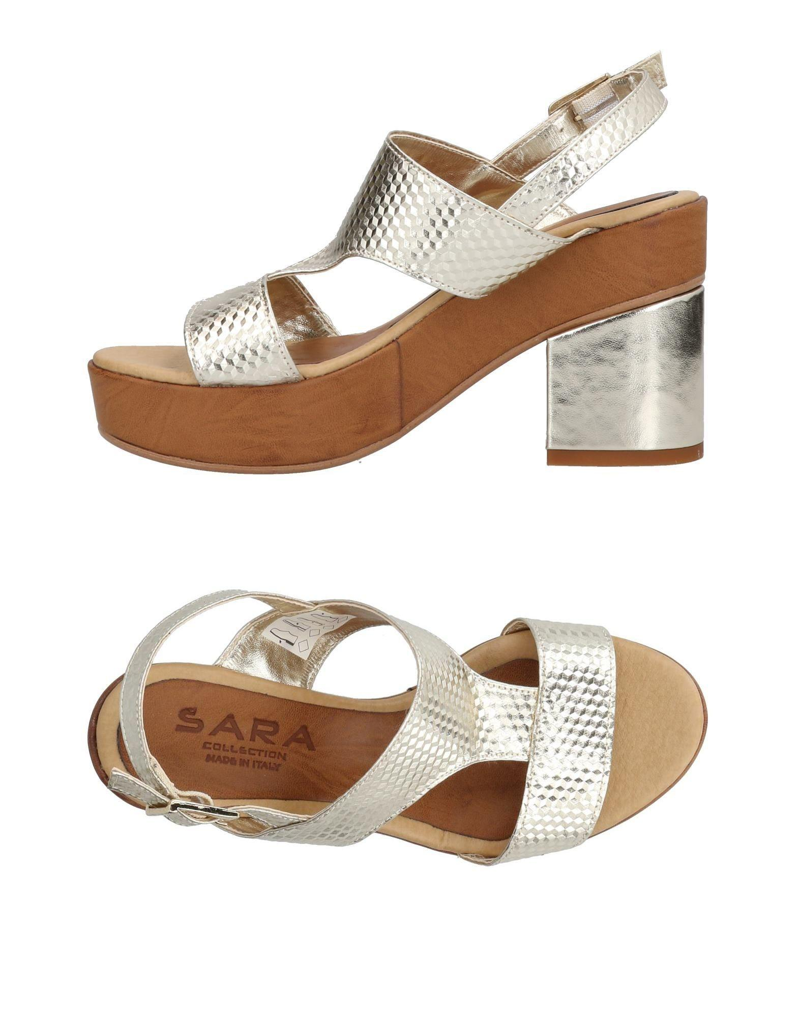 FOOTWEAR - Sandals Sara Collection WBeGsKl
