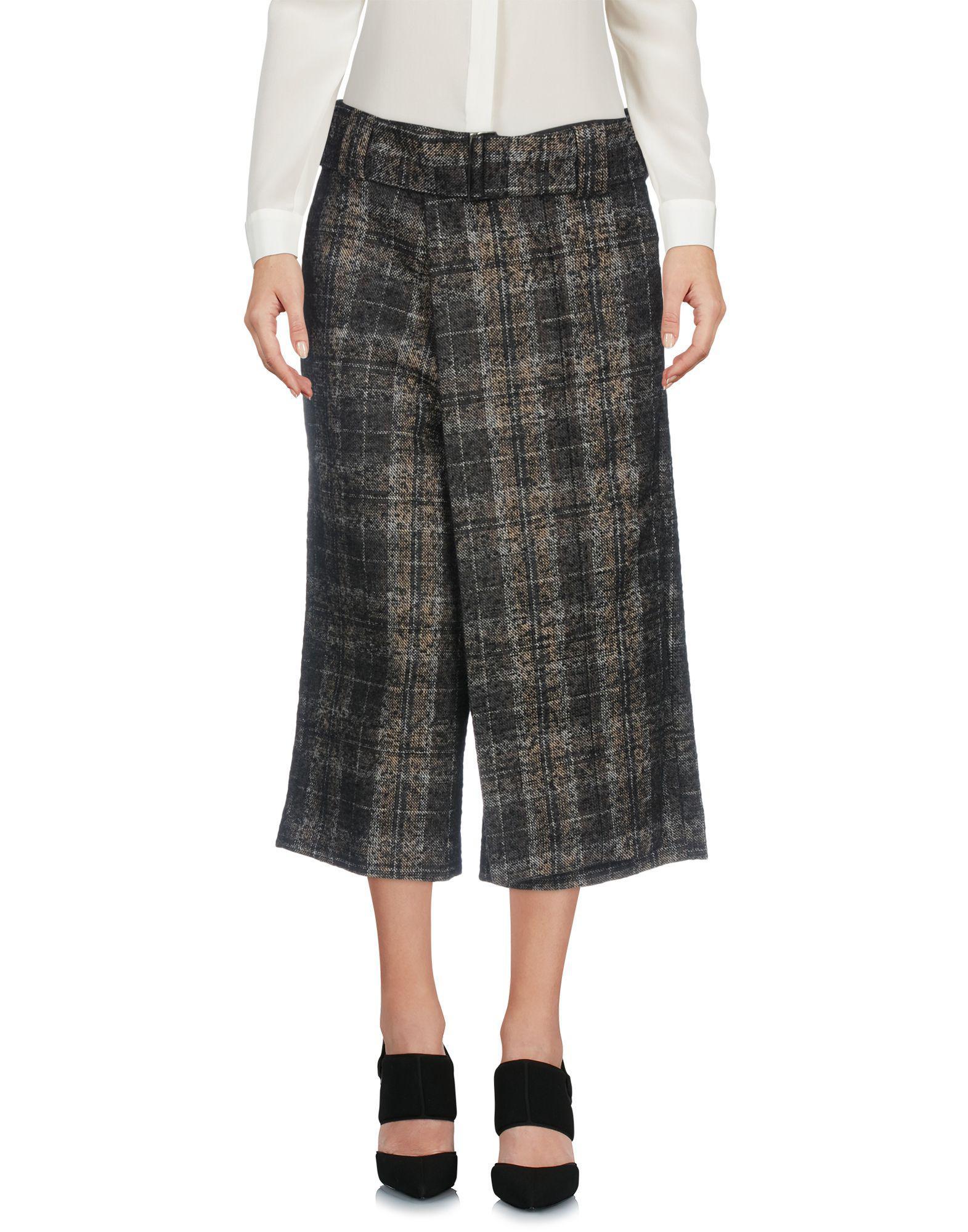TROUSERS - 3/4-length trousers Malloni Zl0oQ