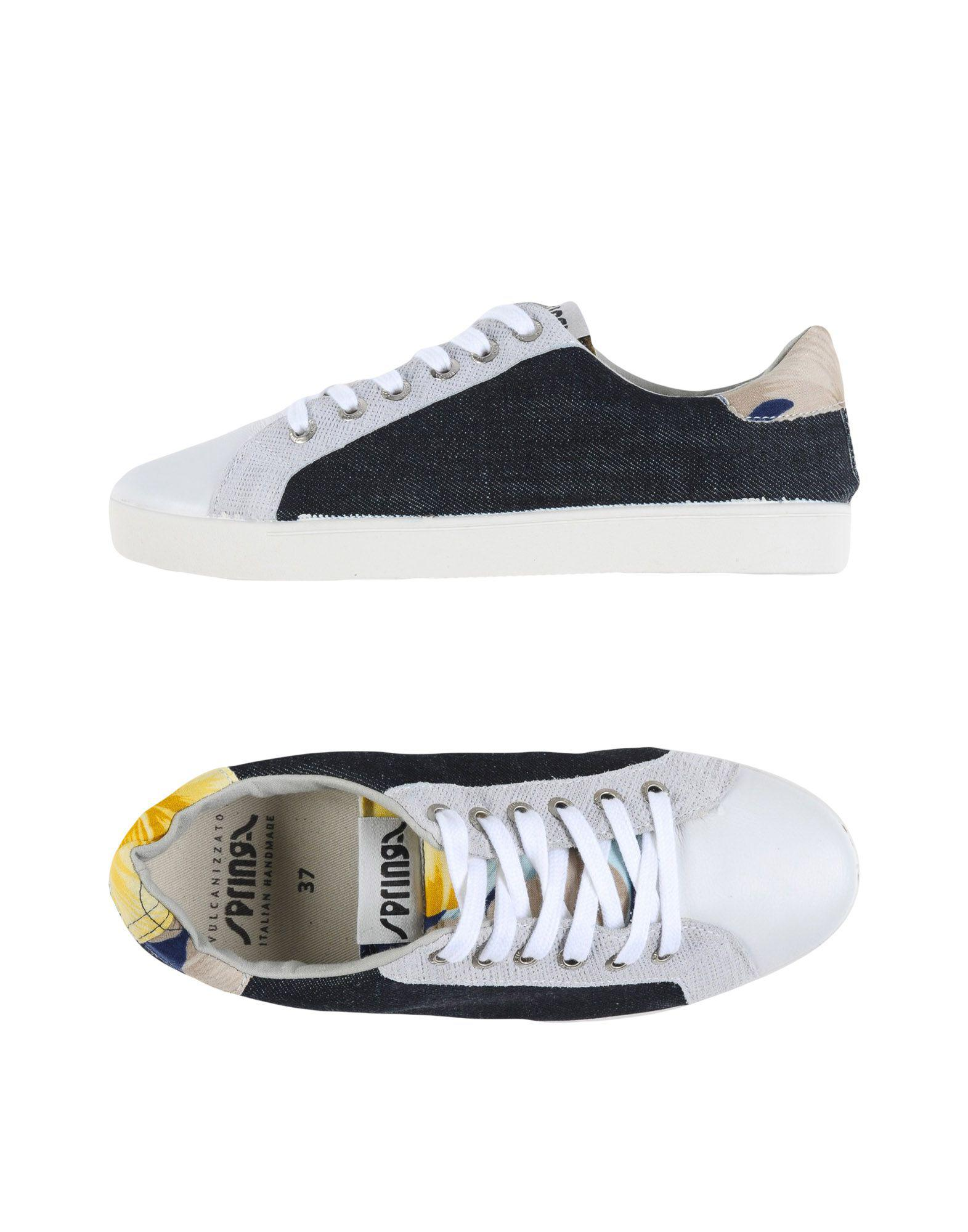 FOOTWEAR - Low-tops & sneakers Springa 0sV0uEPuYt