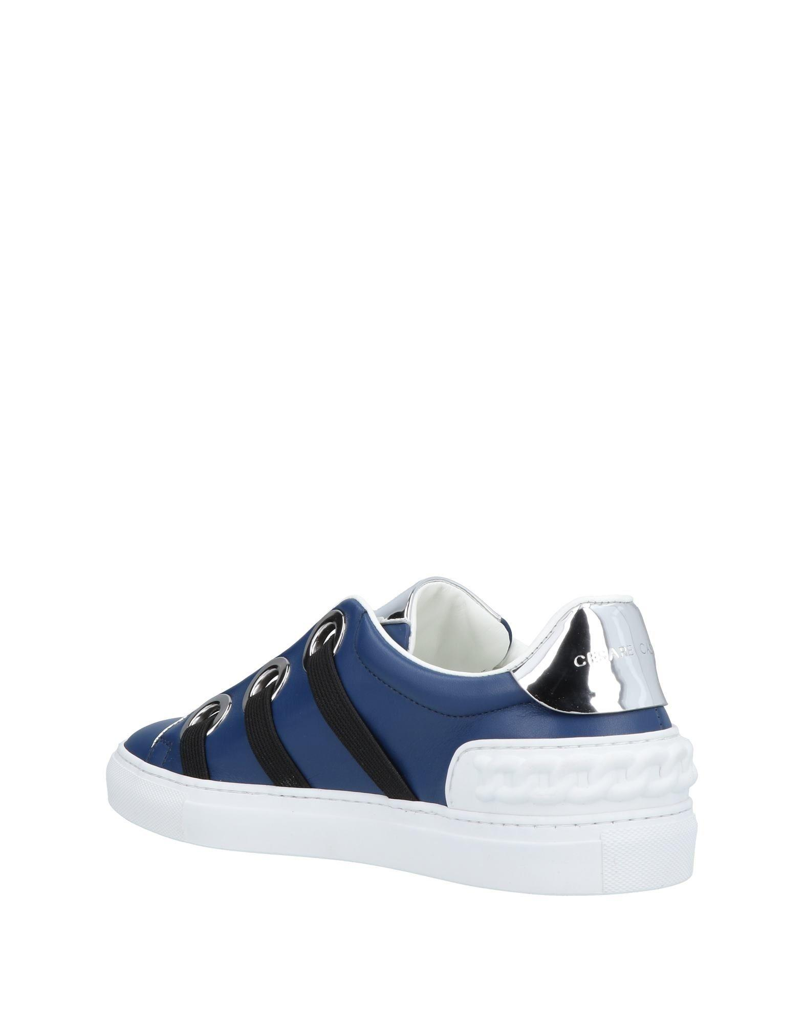 063c69360e7 Lyst - Casadei Low-tops & Sneakers in Blue for Men