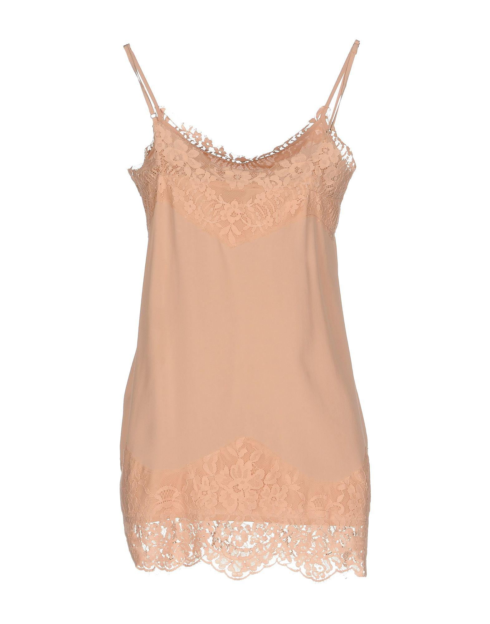 Hotel Particulier Top in Pink - Lyst 46c8aa20198
