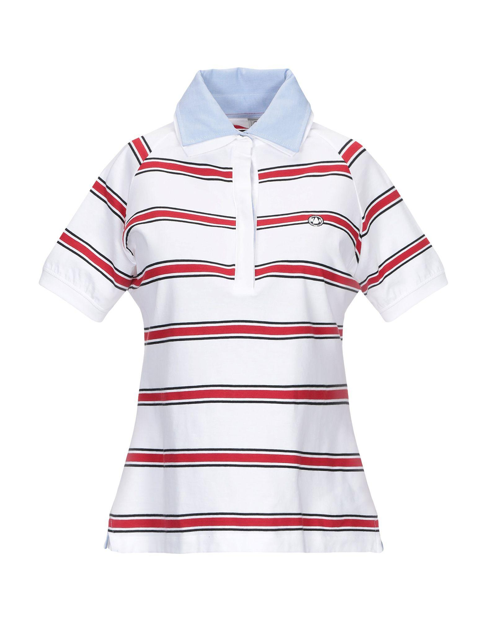 online store 64078 66eba Murphy & Nye Polo Shirt in White - Lyst