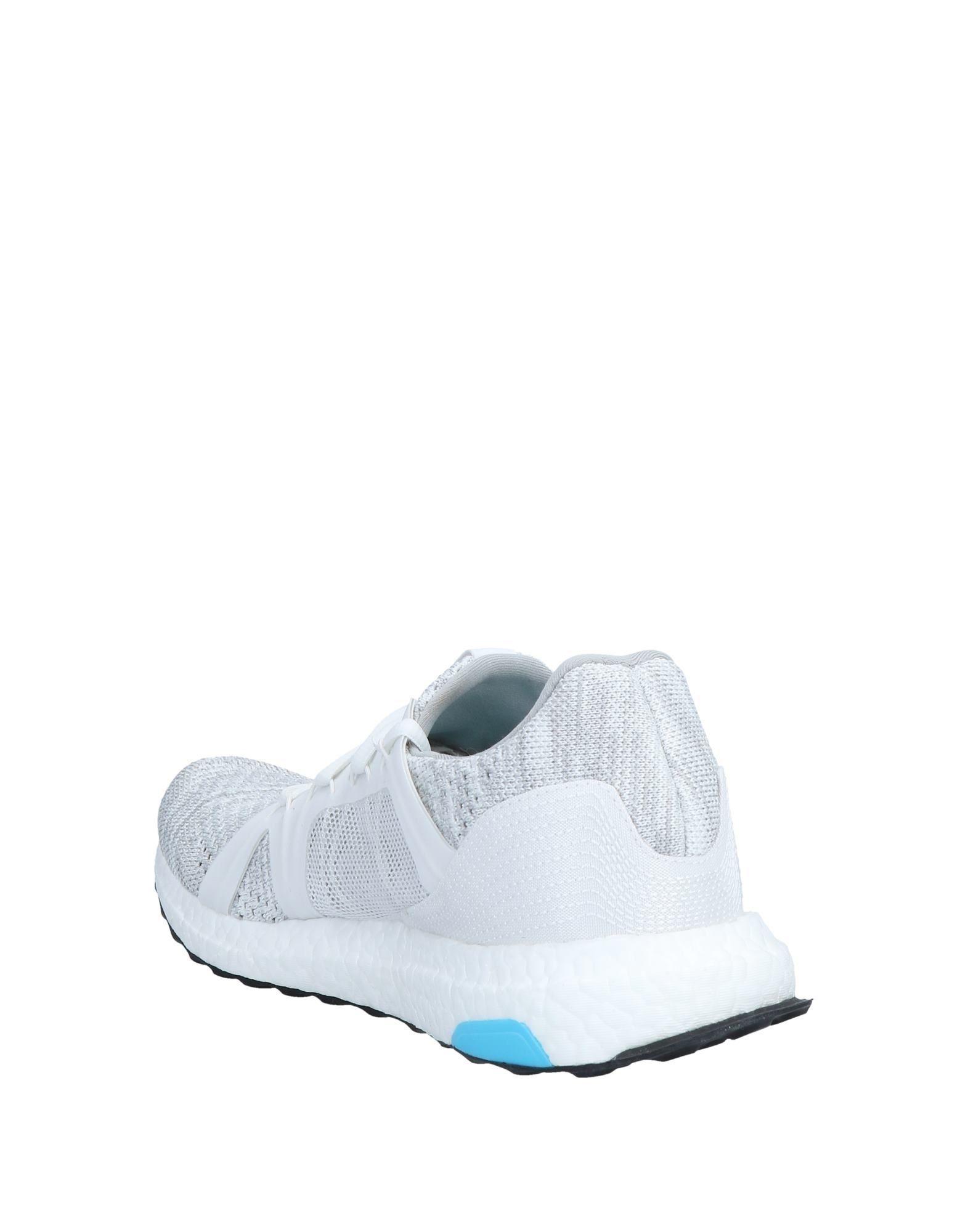 5d9132b49182b Lyst - Sneakers   Tennis basses adidas By Stella McCartney en coloris Blanc
