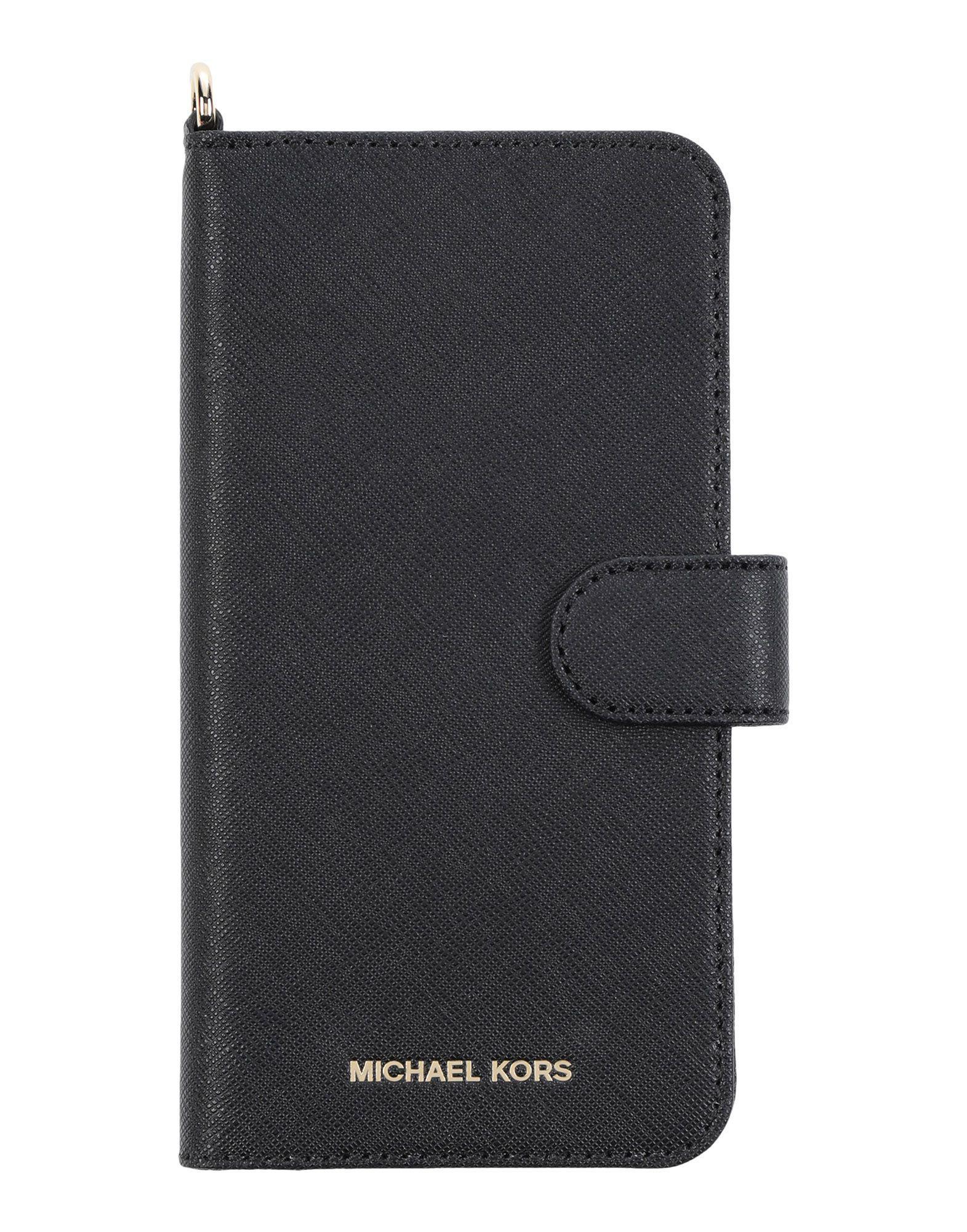 ce3c54542c698 Lyst - Michael Michael Kors Hi-tech Accessories in Black