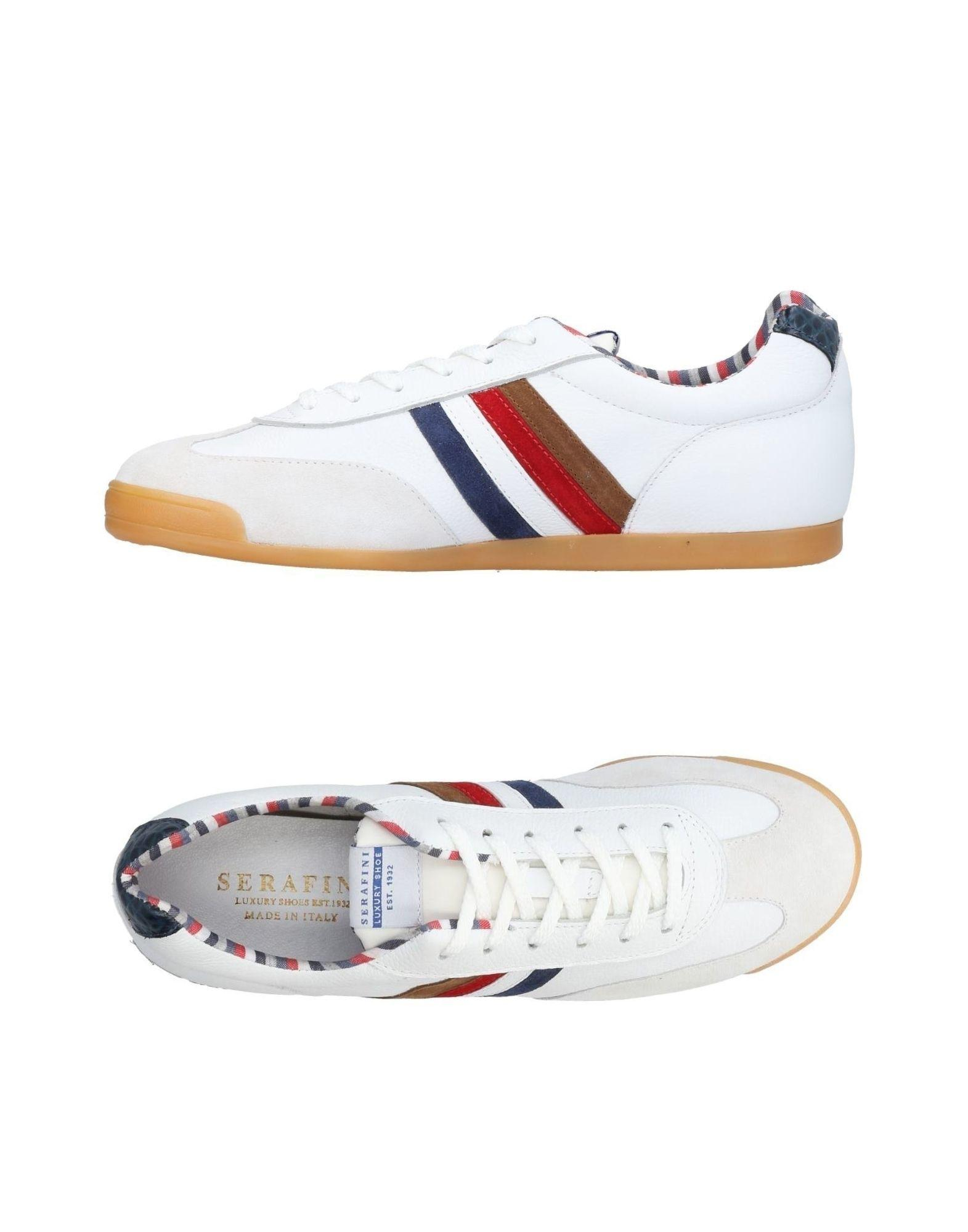 FOOTWEAR - Low-tops & sneakers Serafini qWuH42c5
