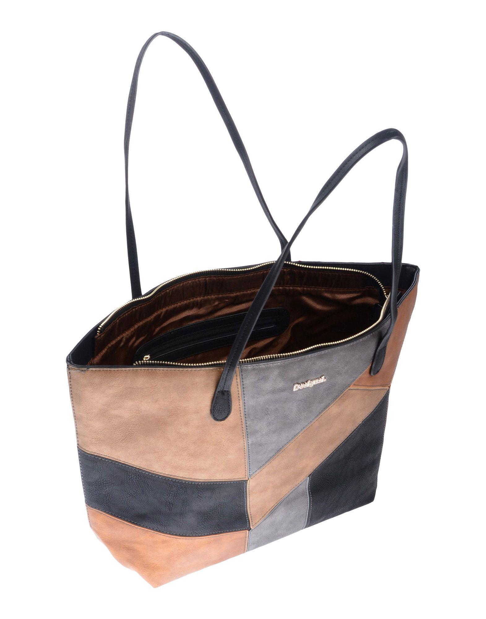 Desigual Handbag - Lyst 7b54a759e4d