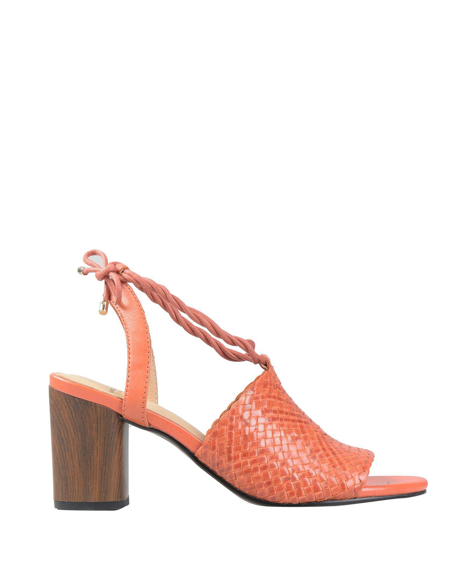 9ee2d02f33 Lyst - Vagabond Sandals in Orange