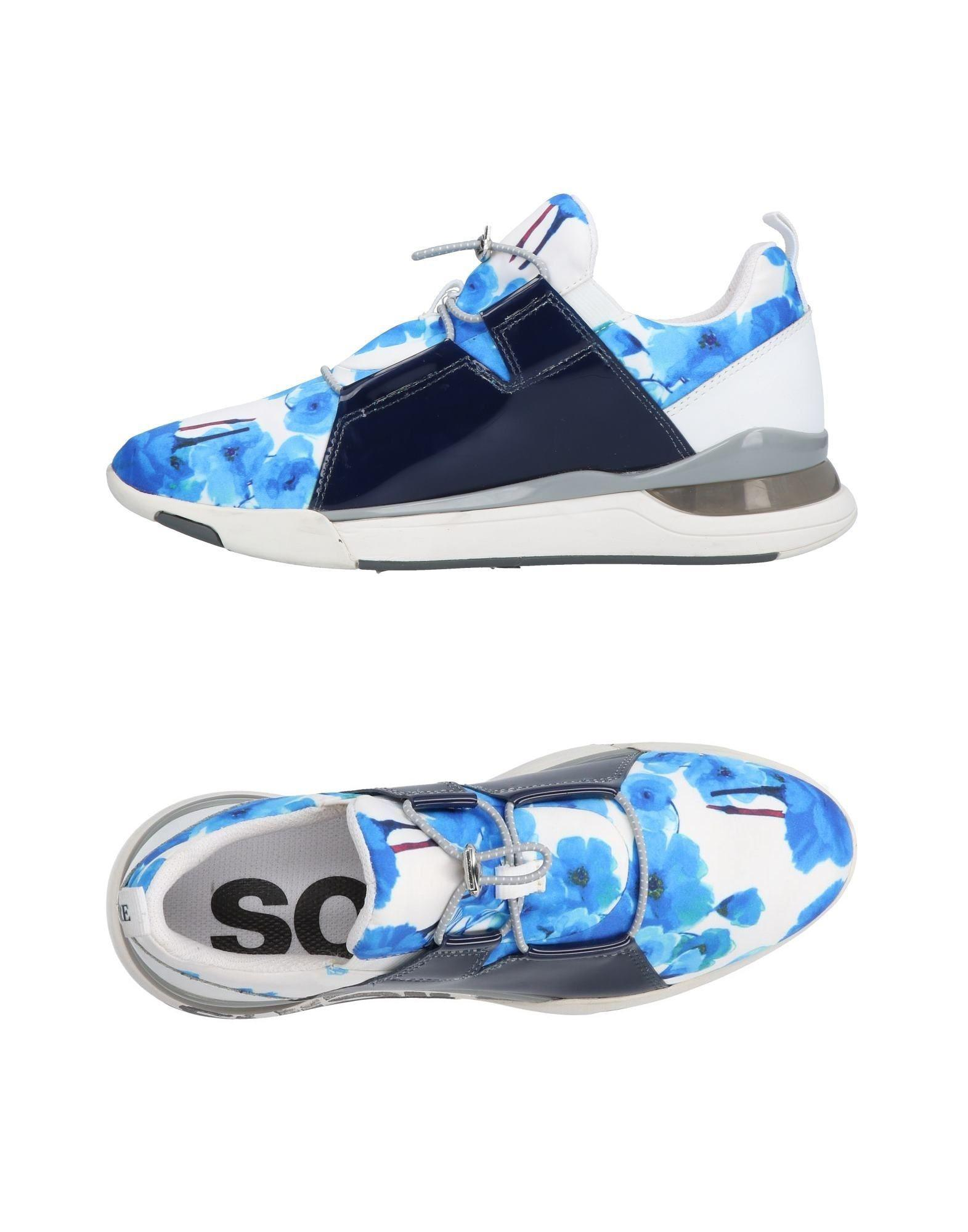 d12f91748 Soisire Soiebleu Low-tops   Sneakers in Blue - Lyst
