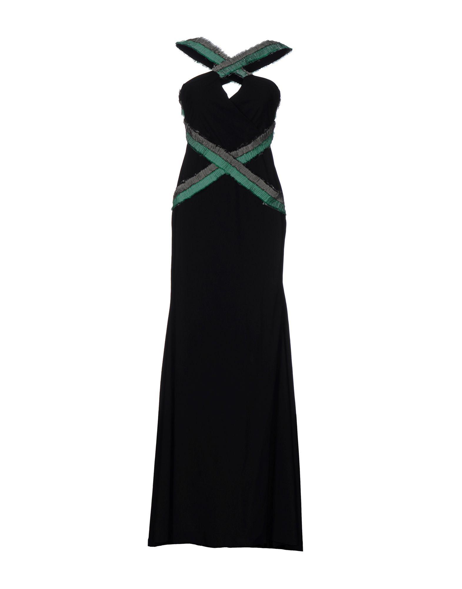DRESSES - 3/4 length dresses Francesca Piccini 2g74hEOB