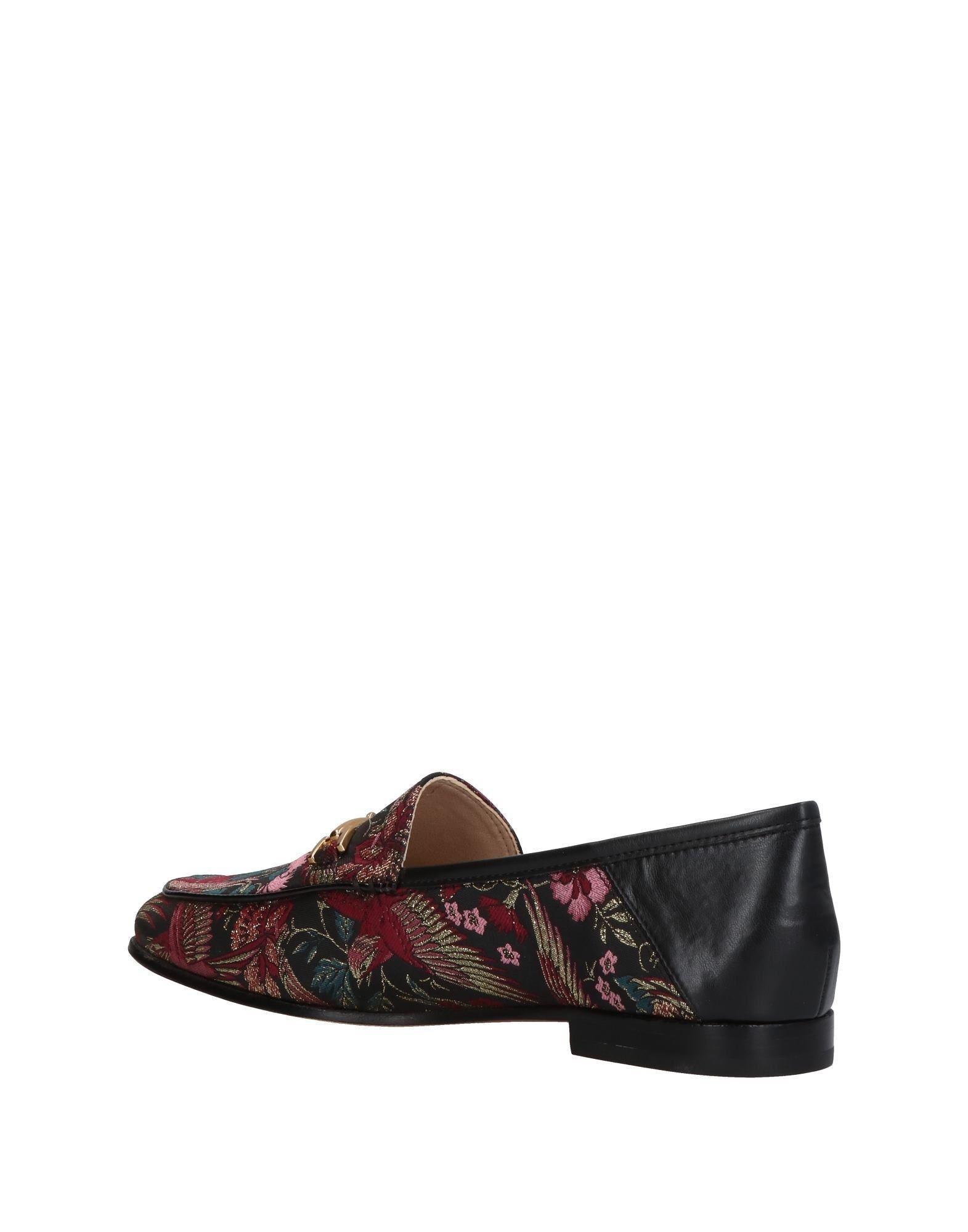 88fb72f06026 Sam Edelman Women's Loraine Loafers in Black - Save 47% - Lyst