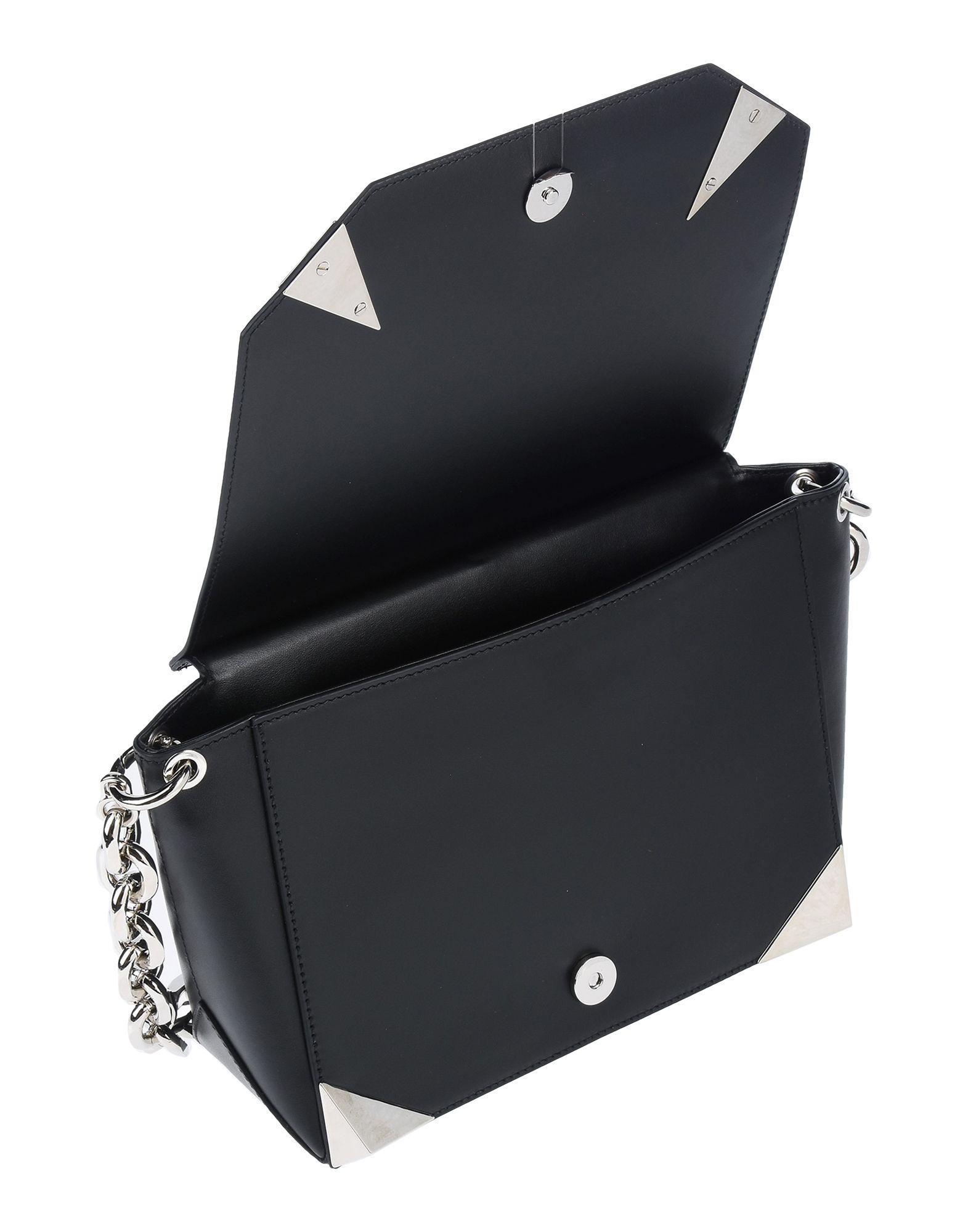 2a176355e8 Lyst - Mugler Handbag in Black