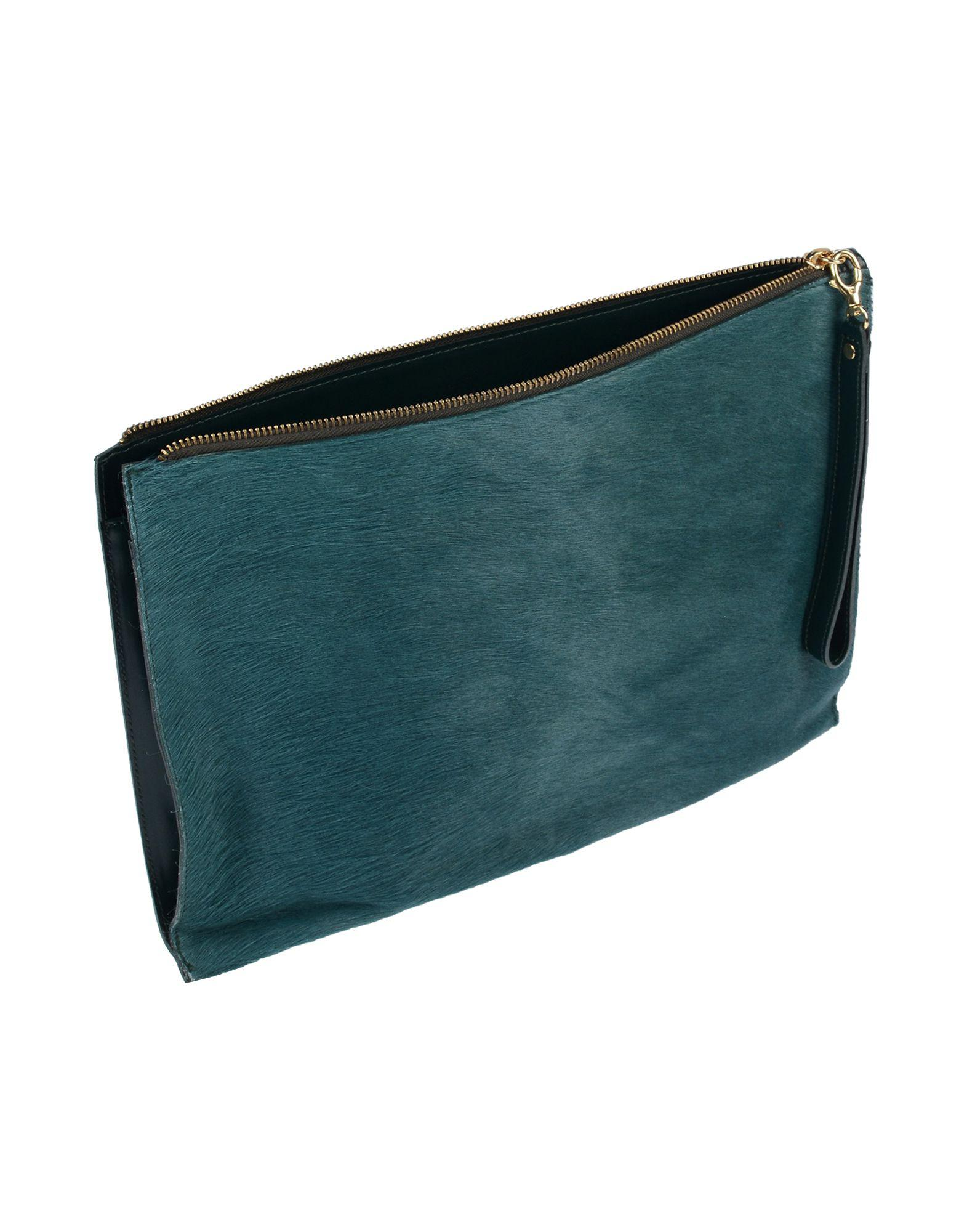 Handbag In Suoli Green Suoli Lyst Handbag Green Lyst In POfvq