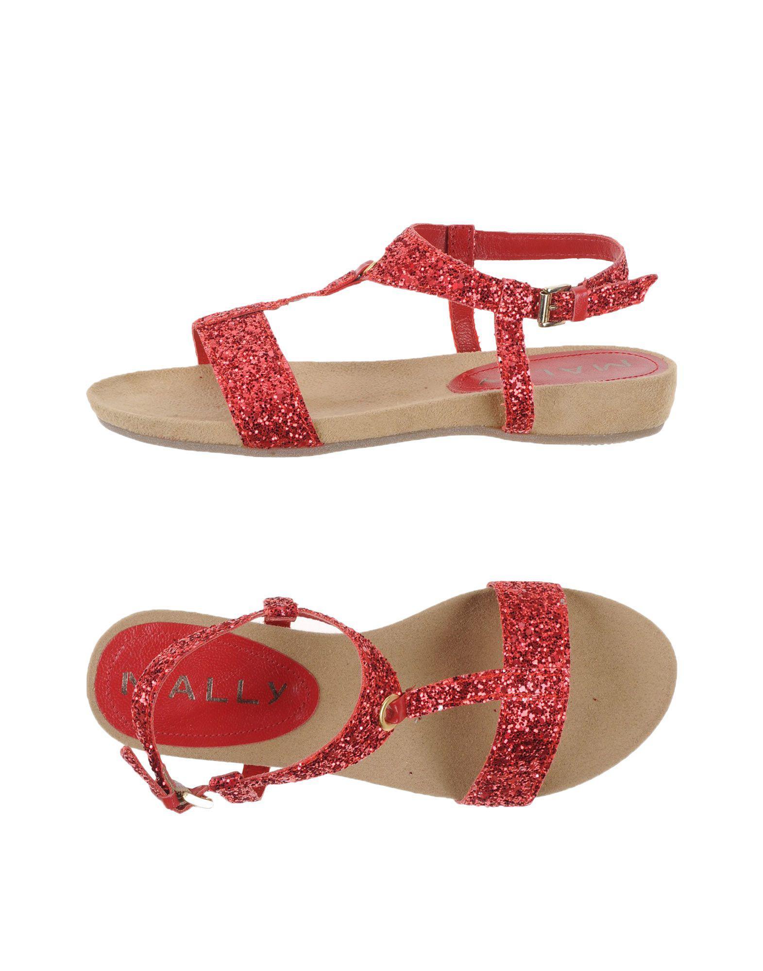 FOOTWEAR - Toe post sandals Mally GgHoC2u