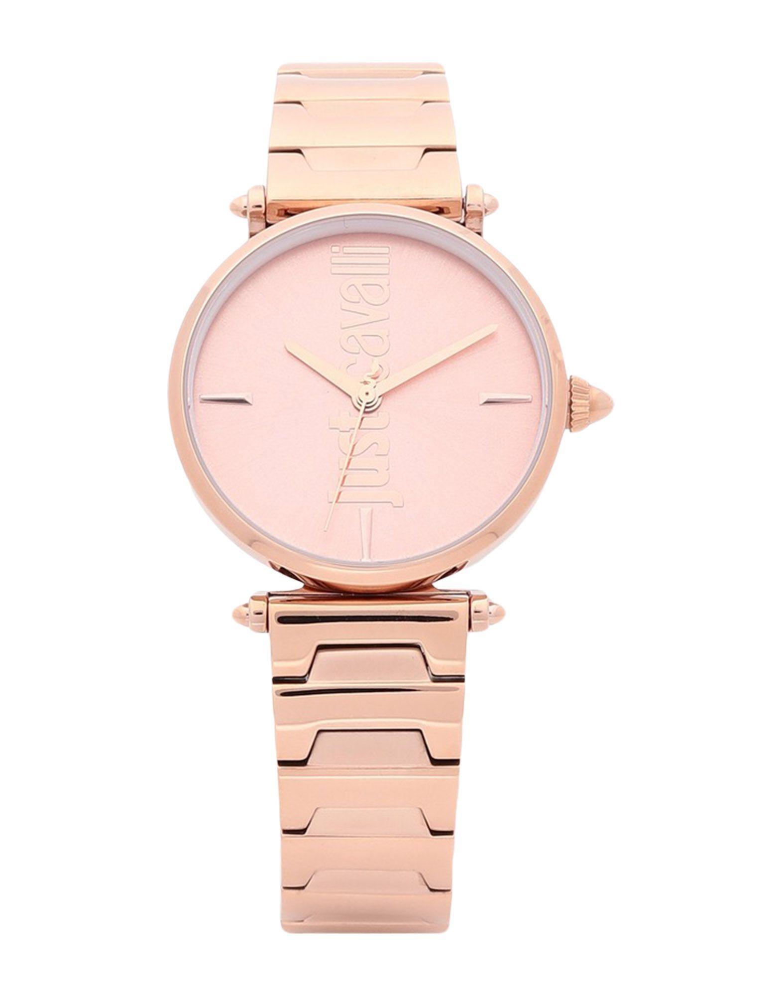 63bd867afc9f Lyst - Reloj de pulsera Just Cavalli de color Rosa