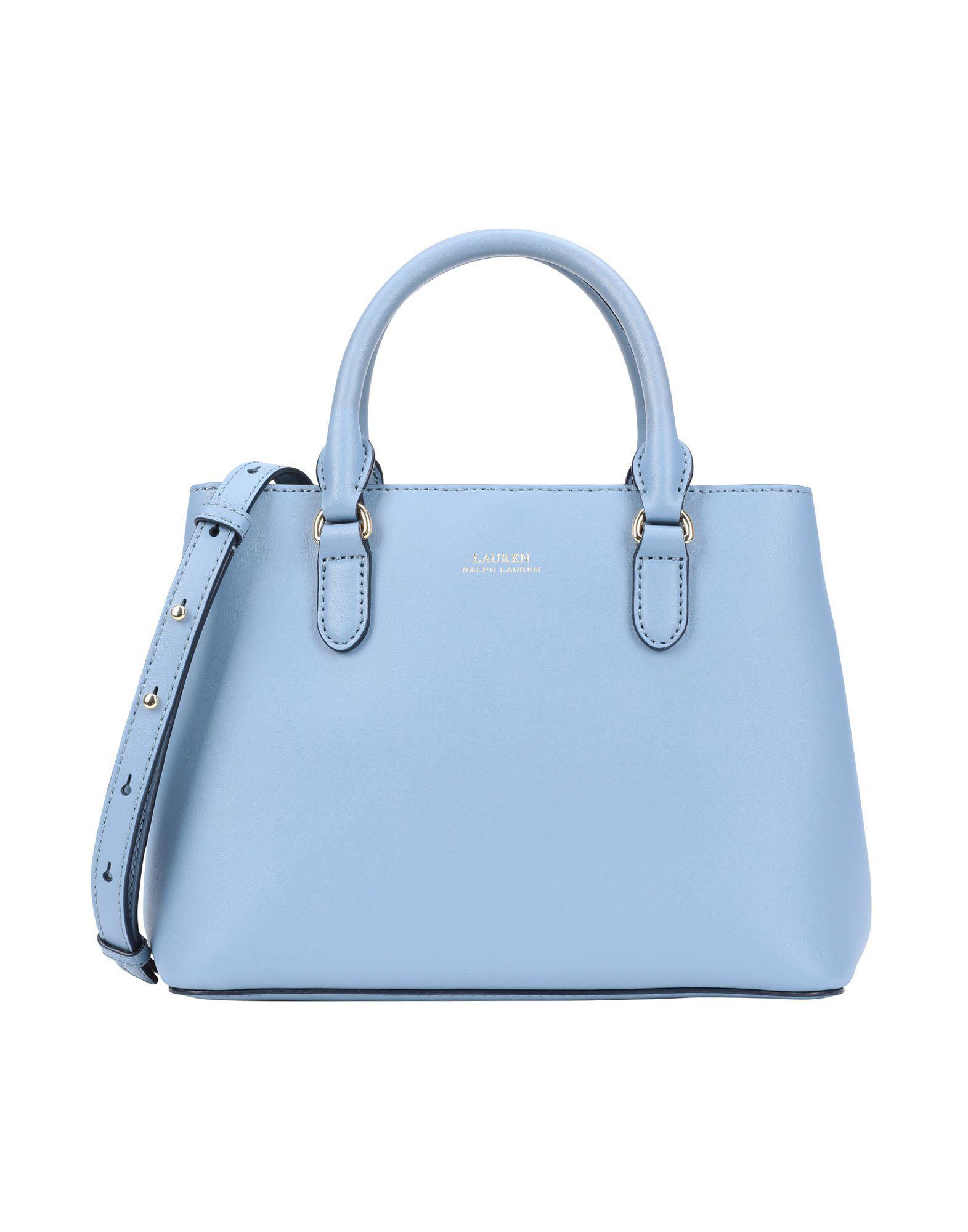 16a620bf61 Lauren by Ralph Lauren. Sacs Bandoulière femme de coloris bleu