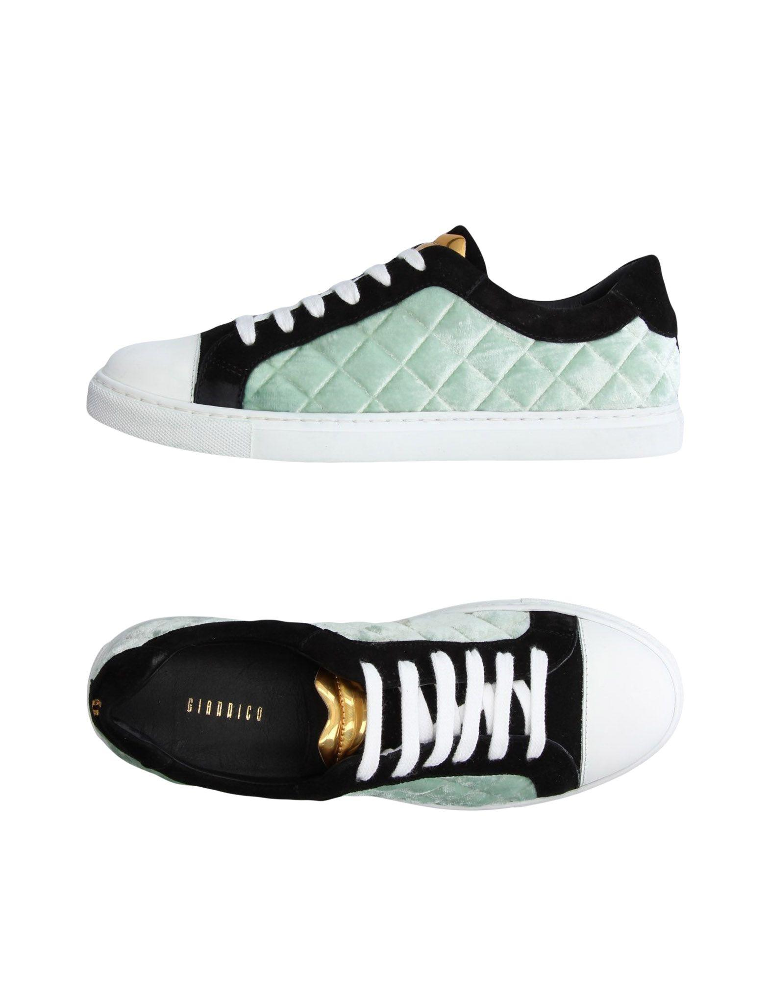 FOOTWEAR - Low-tops & sneakers Giannico wHwrFbGlqV