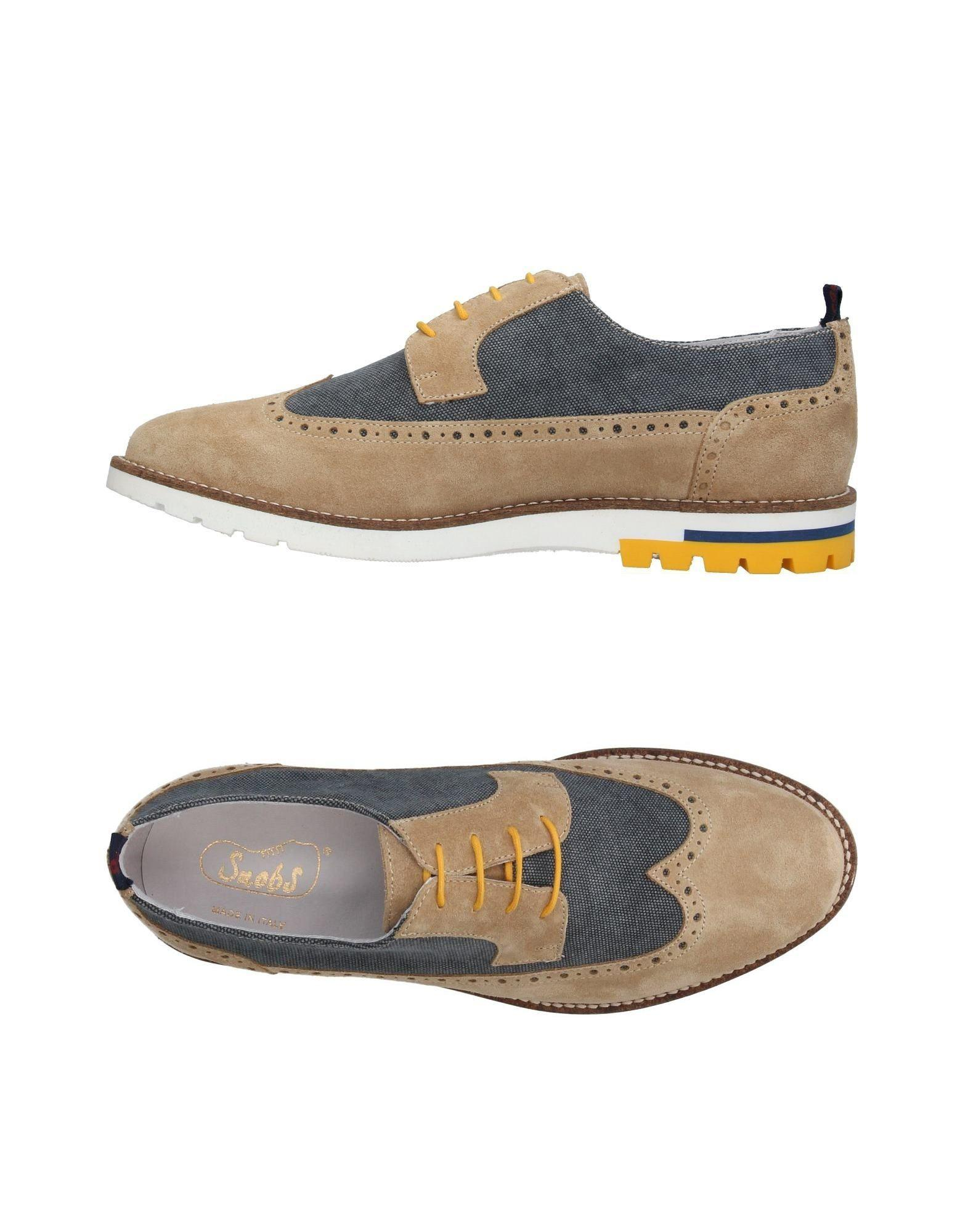 Snobs® Chaussures À Lacets dSOqir