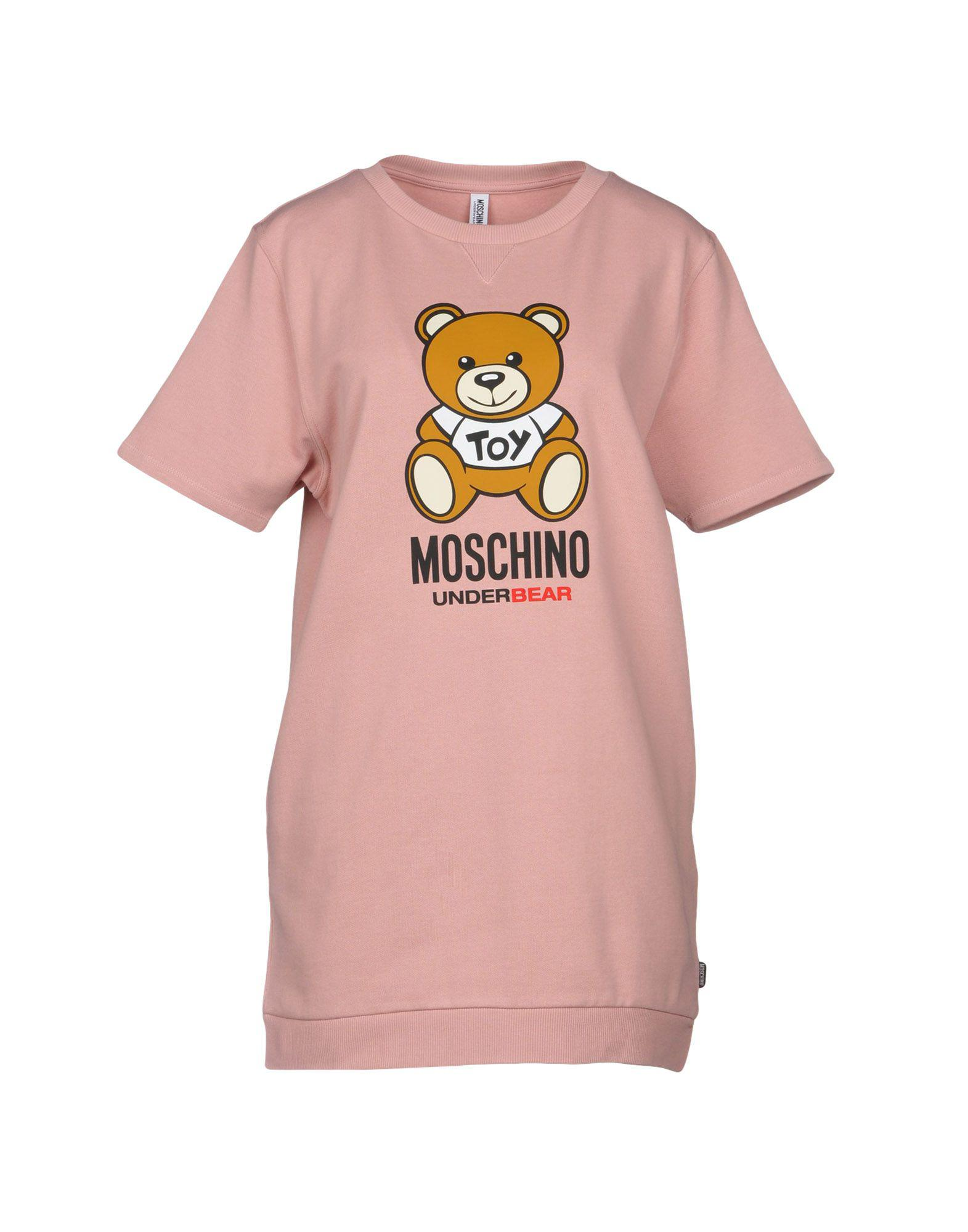08fb84197cafde Lyst - Moschino Nightgown in Pink