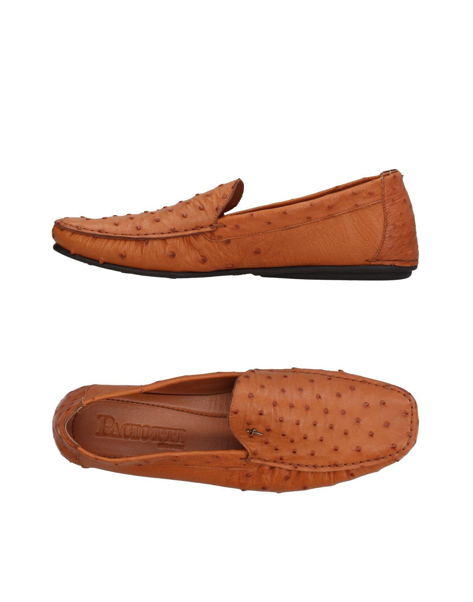 f1bdcb4b491 Lyst - Cesare Paciotti Loafer in Brown for Men