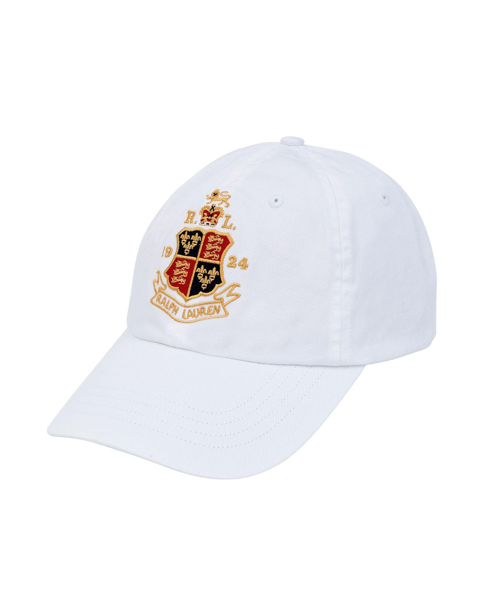 0617ff8168723 Polo Ralph Lauren Hat in White for Men - Lyst