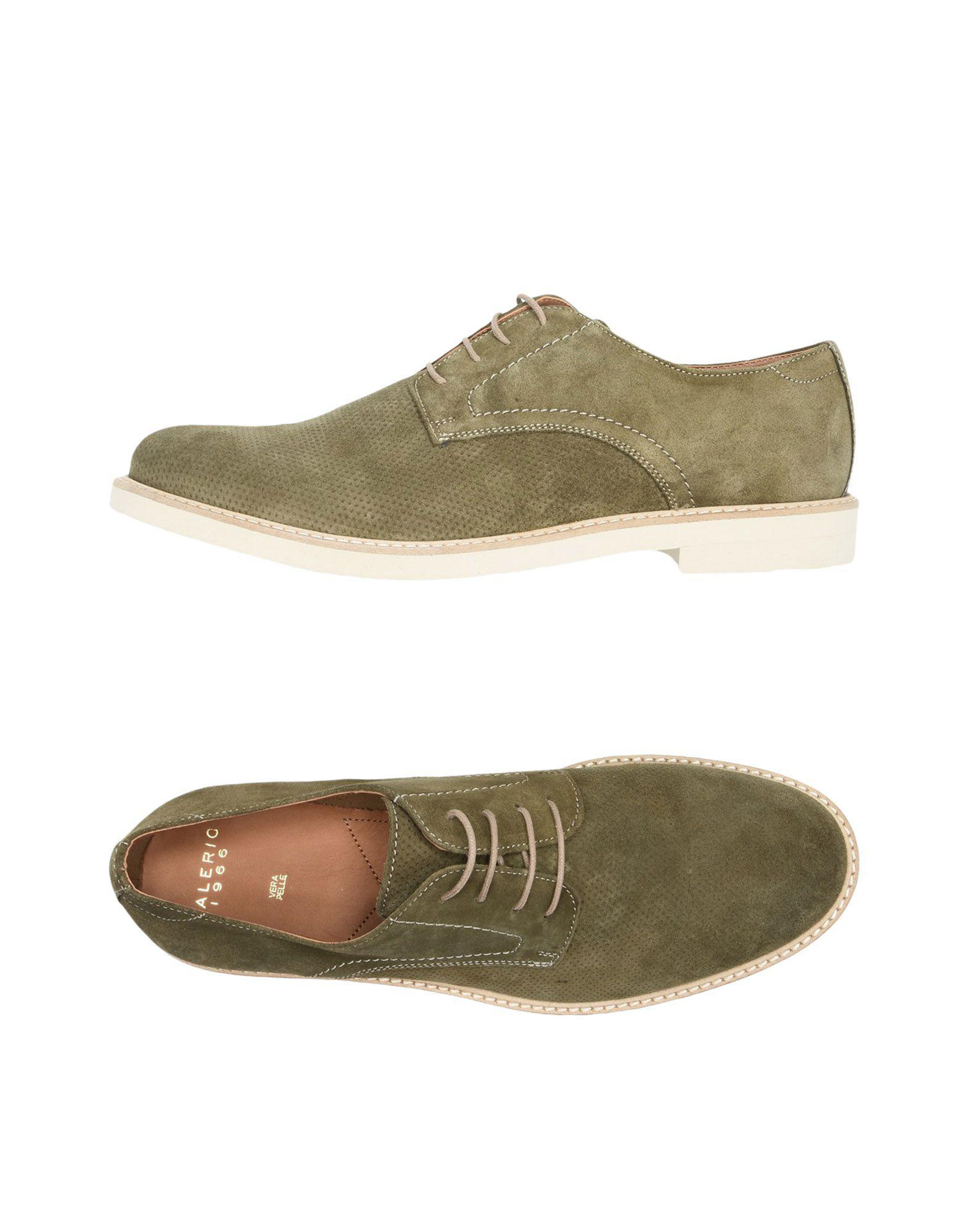 VALERIO 1966 Chaussures à lacets homme. aBzkFmON
