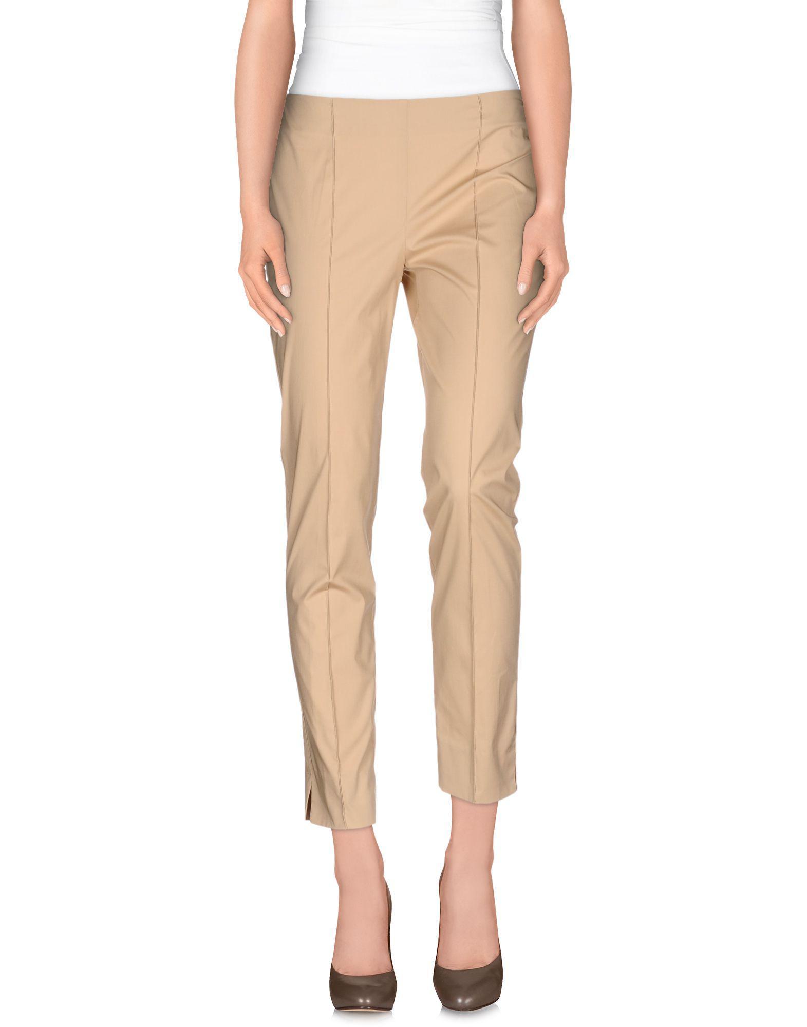 Trousers - 3/4-length Trousers Beatrice. Les Pantalons - 3/4-pantalon Longueur Béatrice. B B W5RMnpcuu