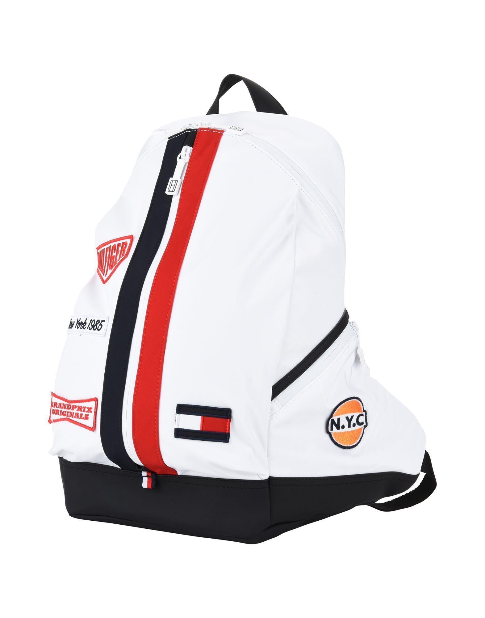 Tommy Jeans Logo Satin Backpack - Sales Up to -50% Tommy Hilfiger lYWeE4dG