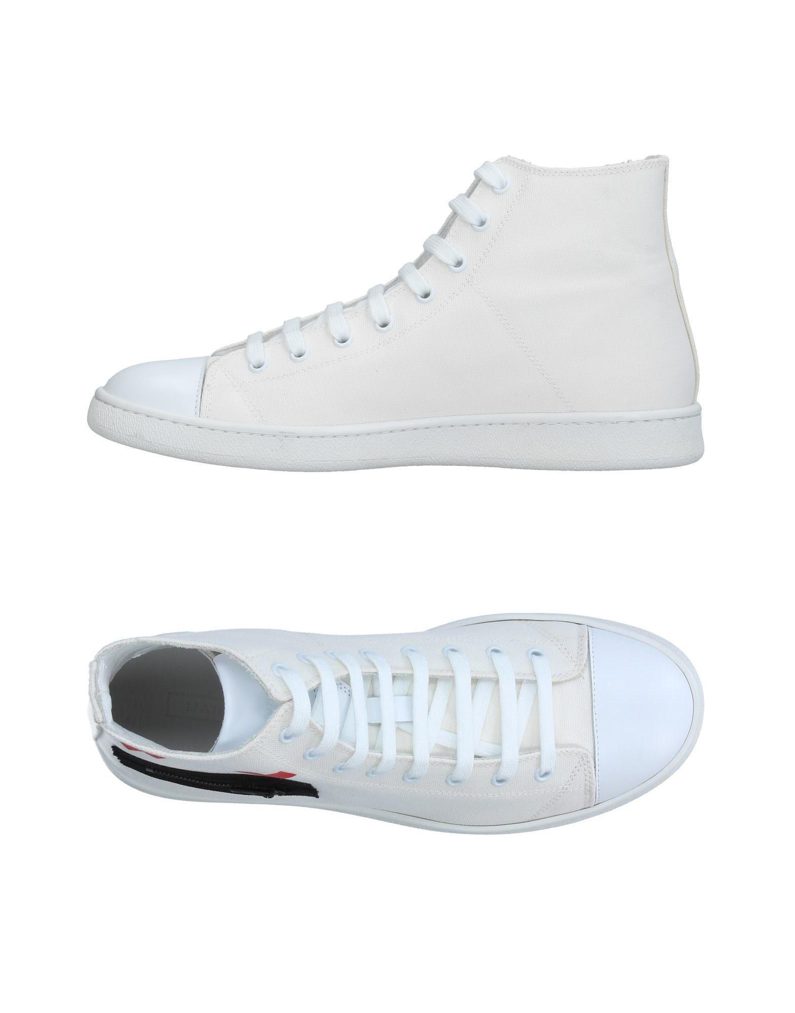 172f81f7e9de Lyst - Marc Jacobs High-tops   Sneakers in White for Men