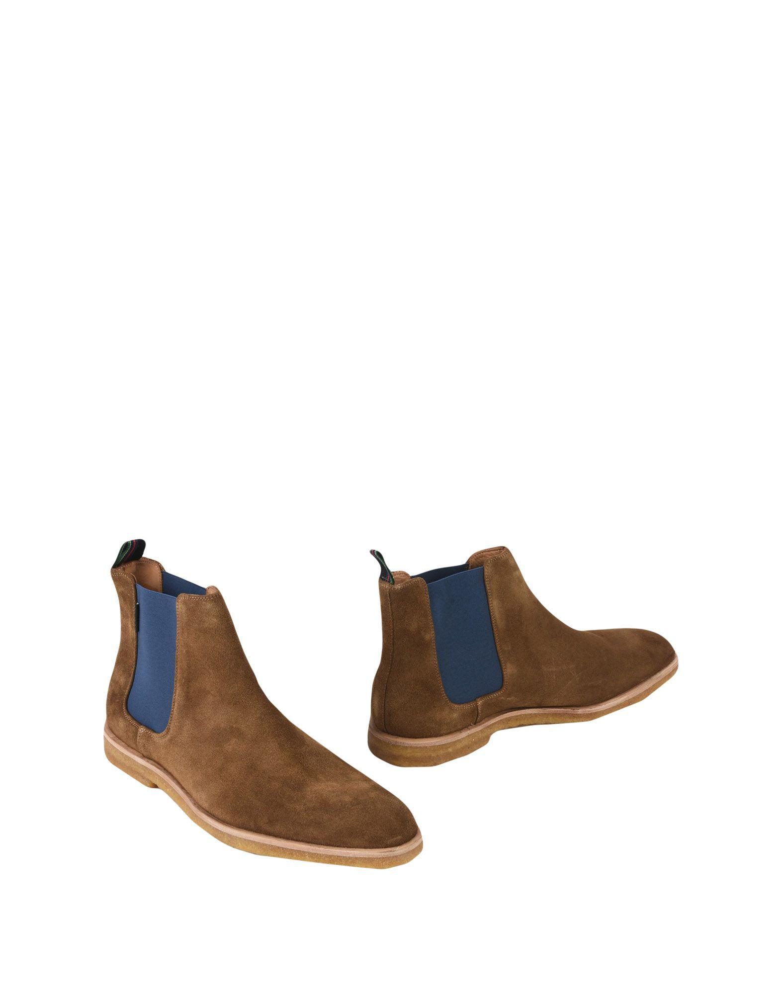 9dc7432c4b2 Ps By Paul Smith Ankle Boots in Brown for Men - Lyst
