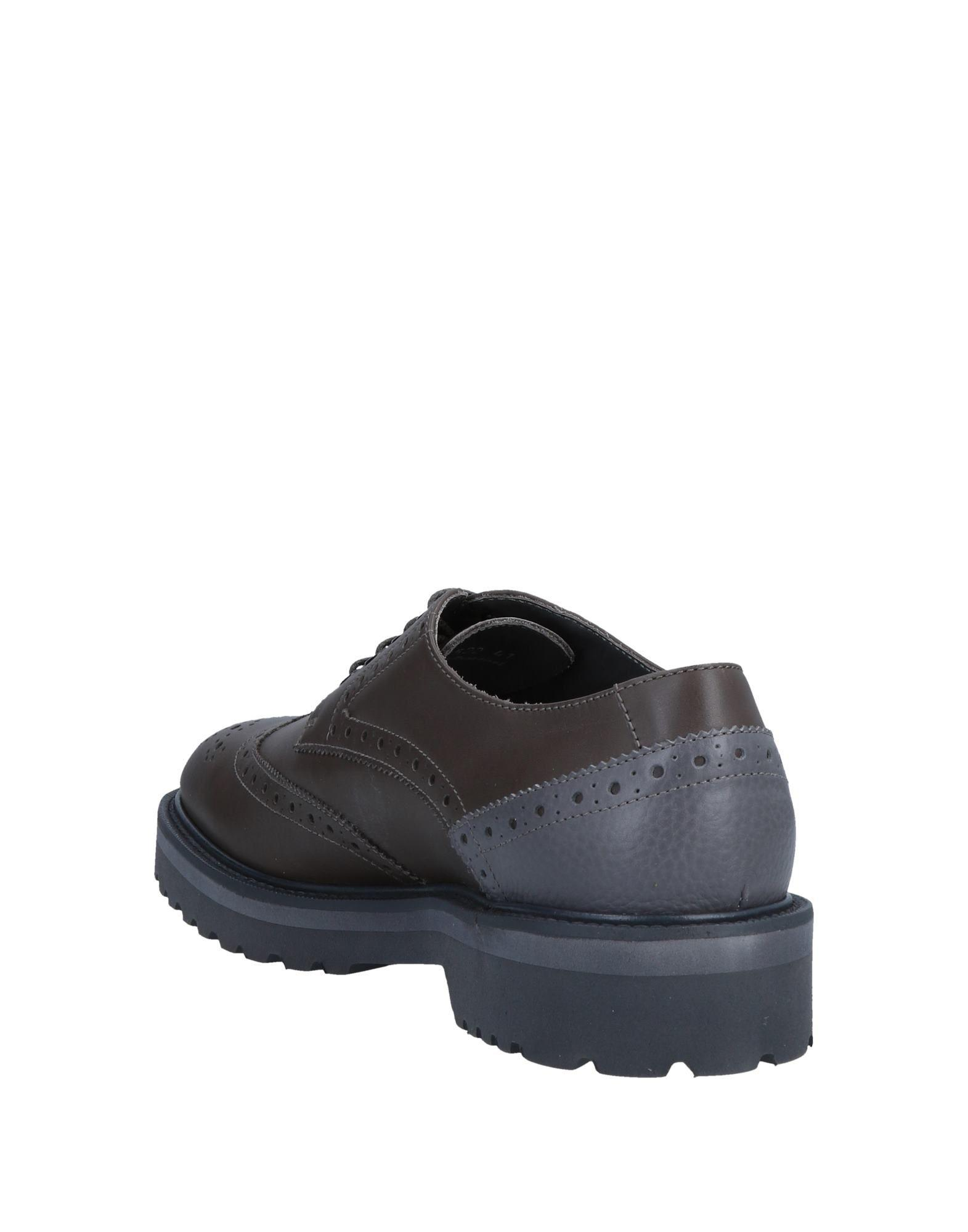 Gray Gray Lyst Lyst Lyst up Guardiani Alberto in Men for Lace Shoe YqYgwrB