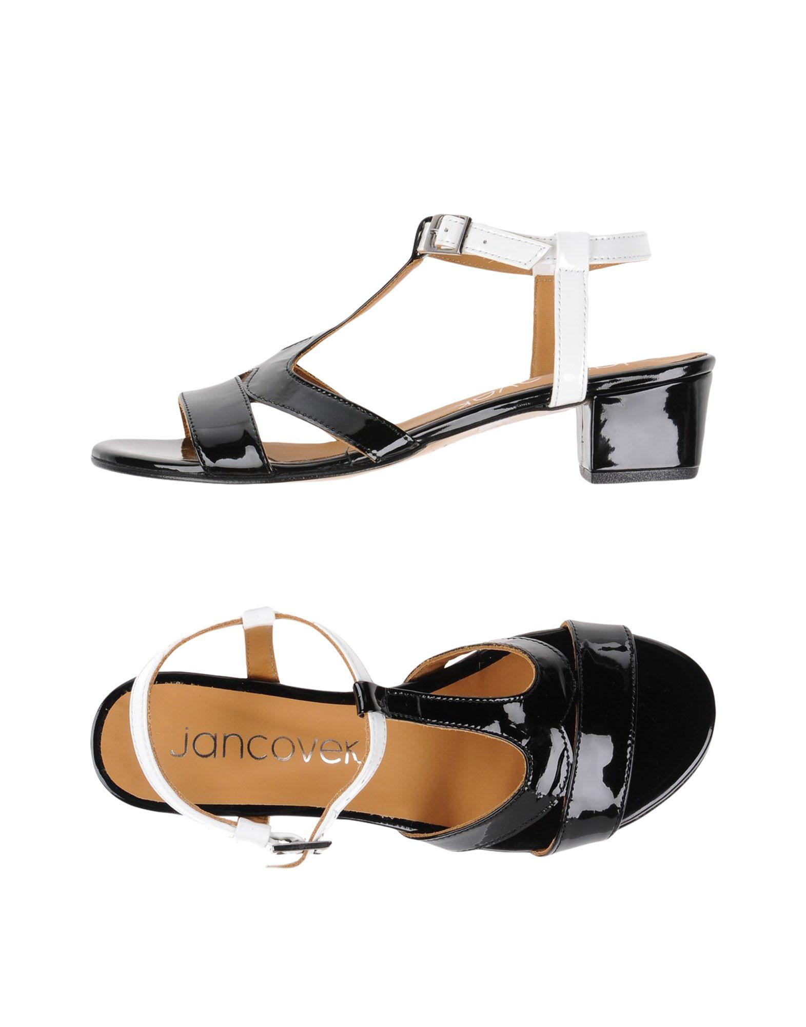 free shipping pay with visa amazon cheap price JANCOVEK Sandals 2014 newest online YshBmq
