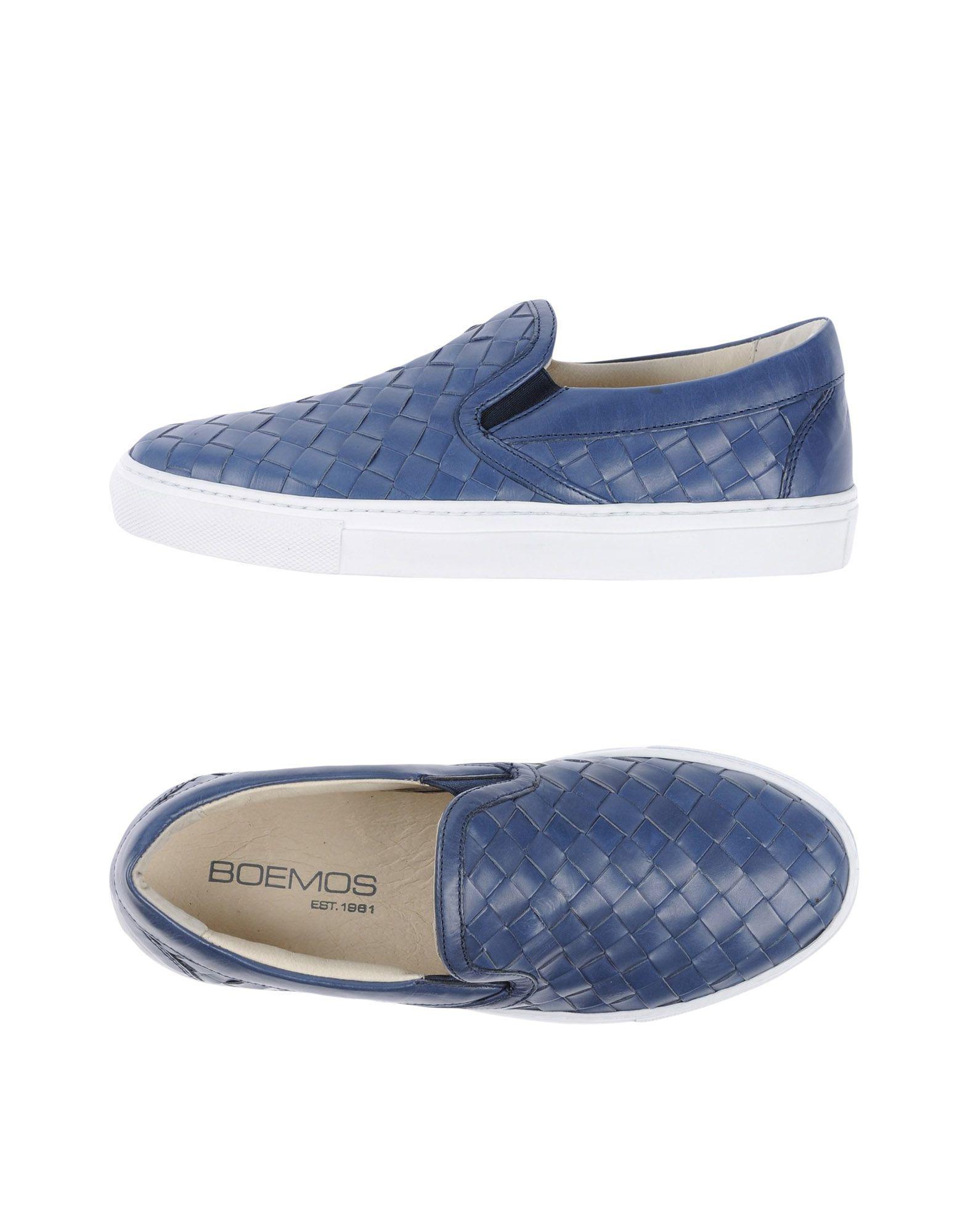 Boemos. Women's Blue Low-tops ...