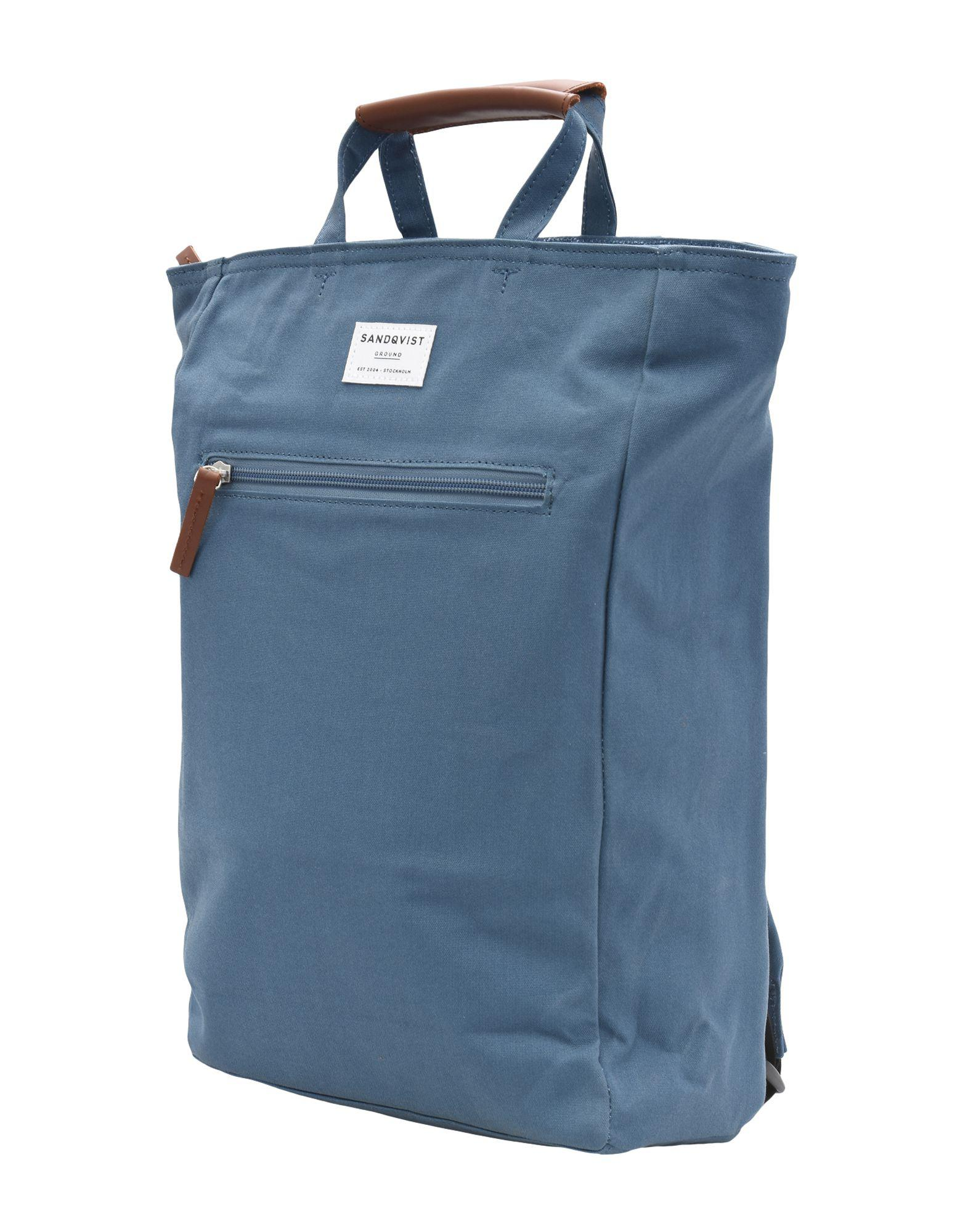 Sandqvist - Blue Backpacks   Fanny Packs for Men - Lyst. View fullscreen 89cf3f9108