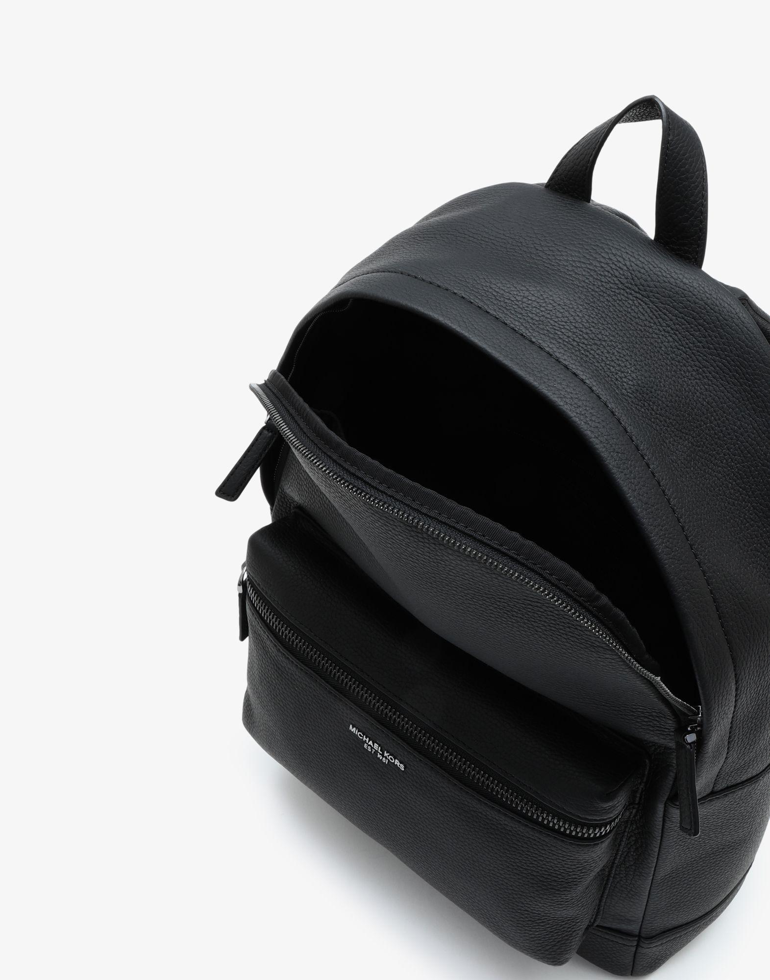 49237a2f717d Michael Kors Backpacks   Bum Bags in Black for Men - Lyst
