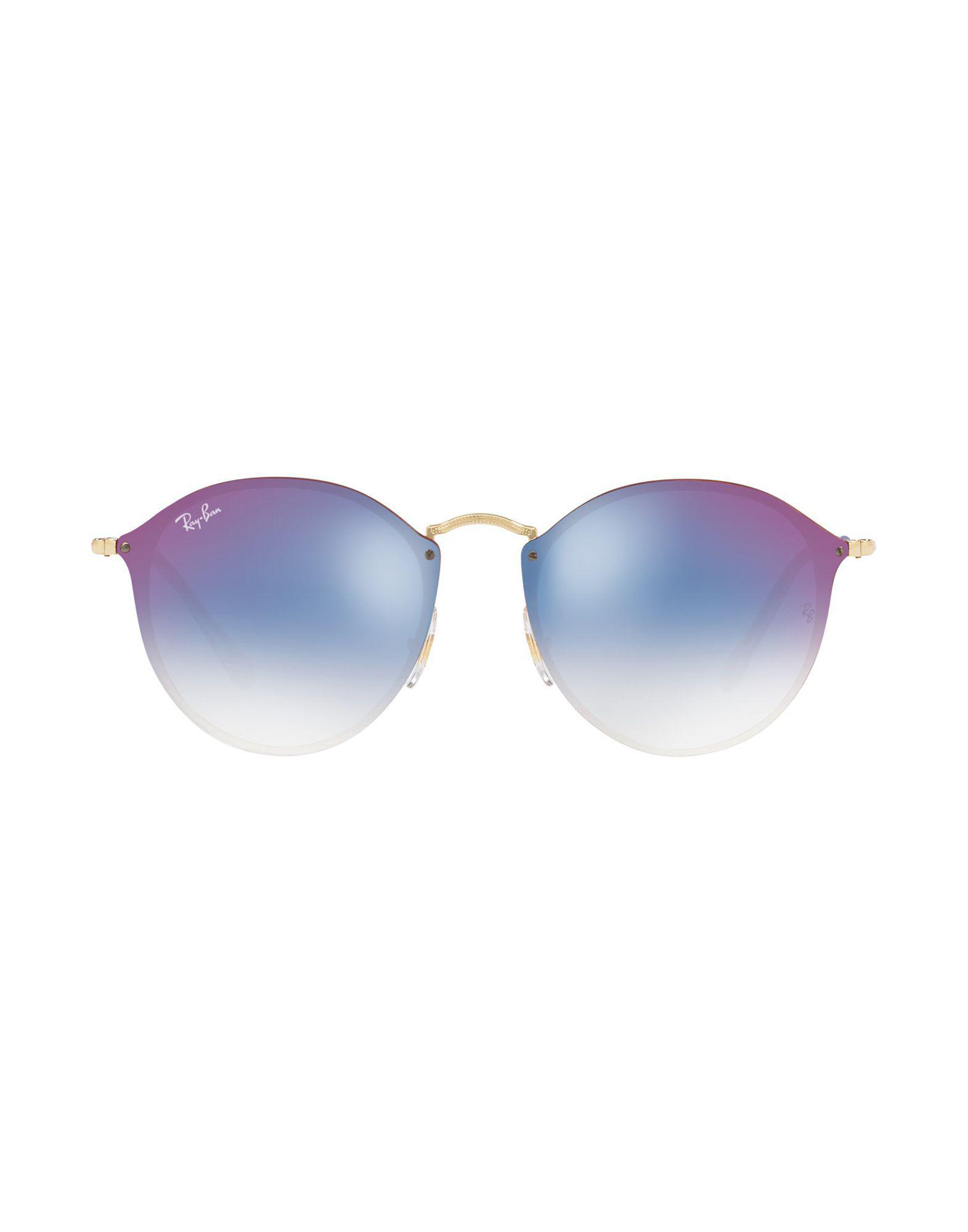 0a07efb452 Ray-Ban - Blue Gafas de sol - Lyst. Ver en pantalla completa