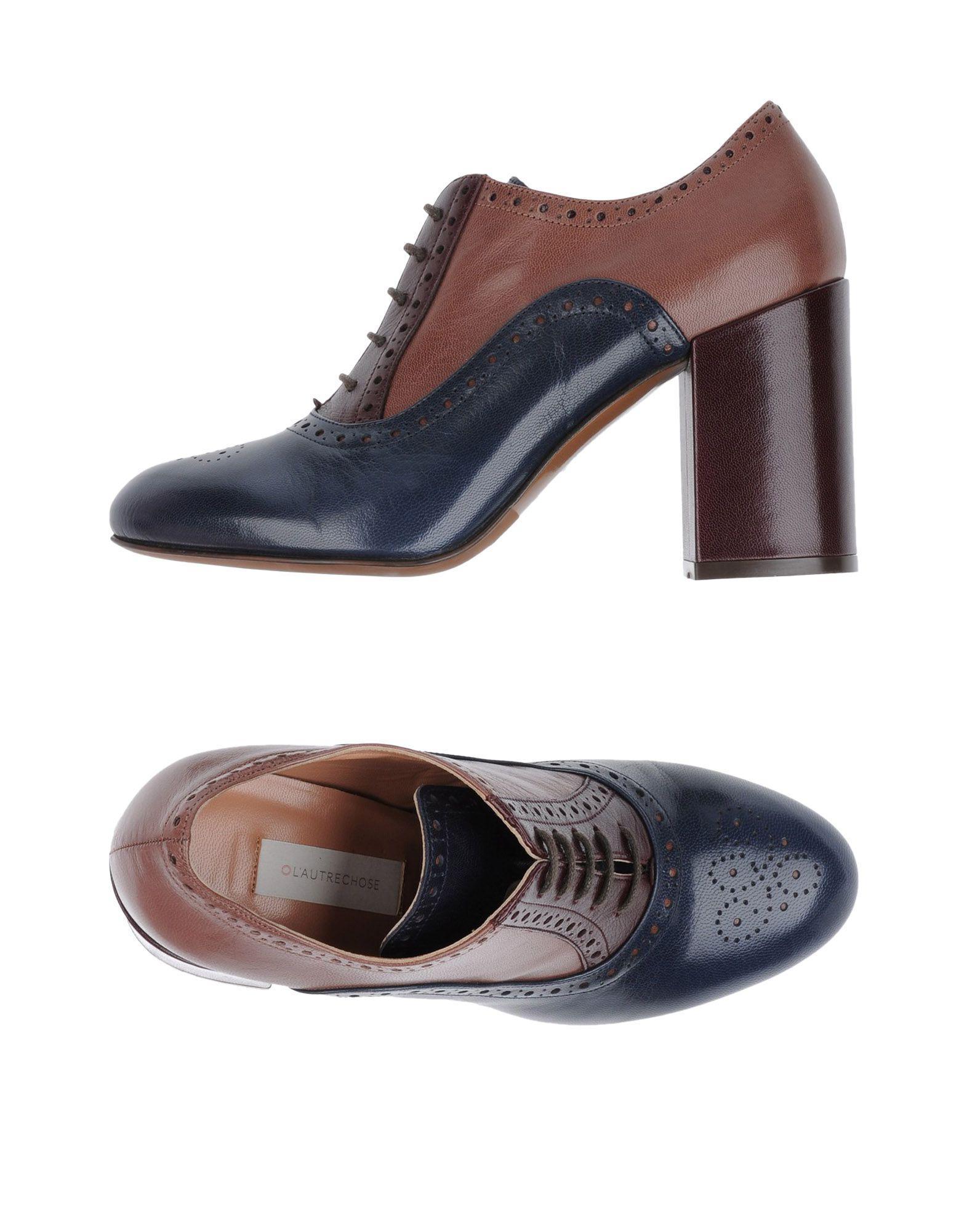 FOOTWEAR - Lace-up shoes L'autre Chose JNo7T