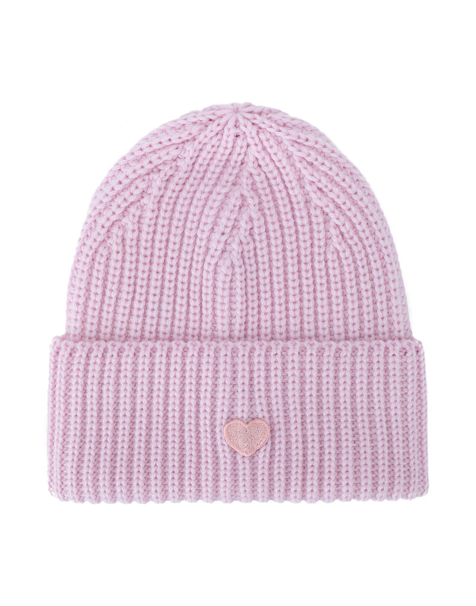 86922c090d3 Lyst - Federica Moretti Hat in Pink - Save 7%