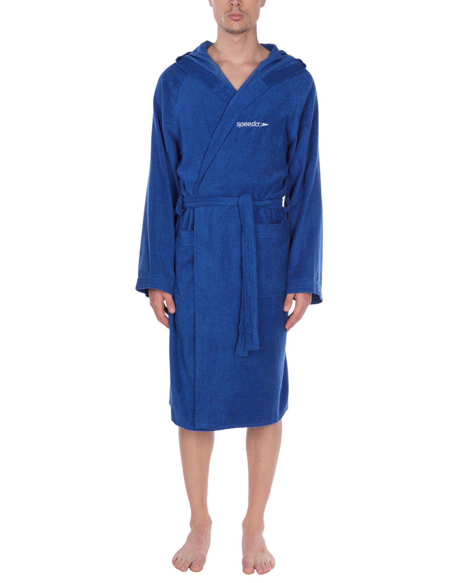 ... Towelling Dressing Gown for Men - Lyst. View fullscreen b789cd7b3