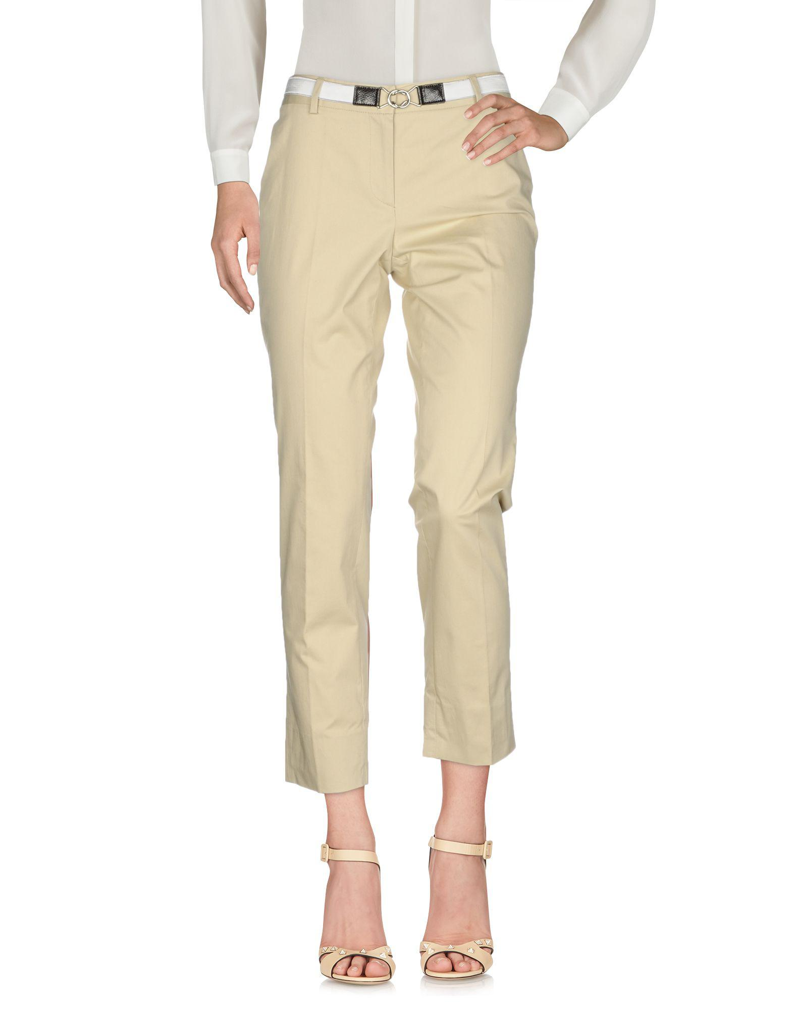 TROUSERS - 3/4-length trousers Alberto Biani OkFYx