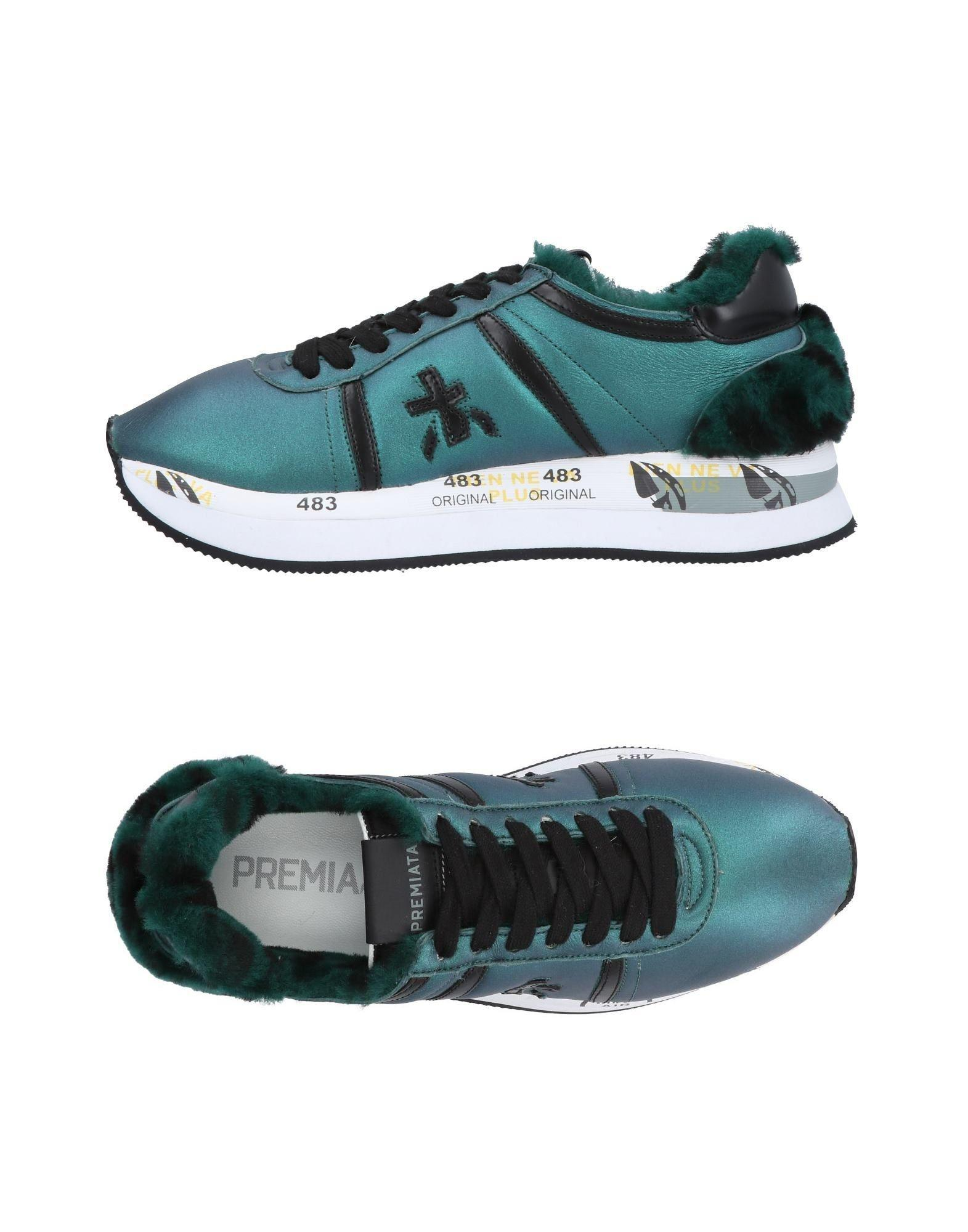 Premiata Verde amp  Sneakers Lyst Deportivas Color De taSYaqw8 e7fefecba1a3