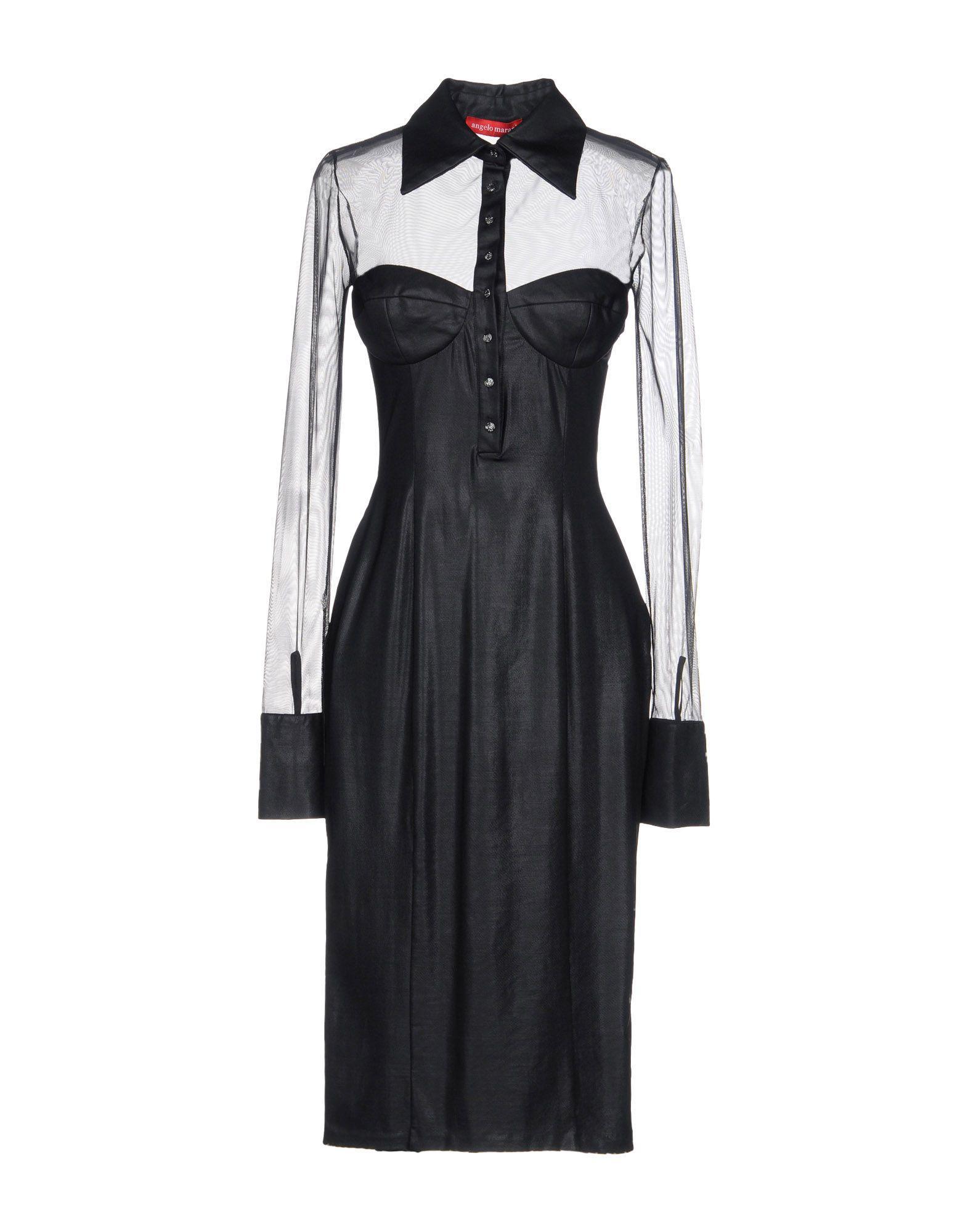 DRESSES - Knee-length dresses Marani WK8fq