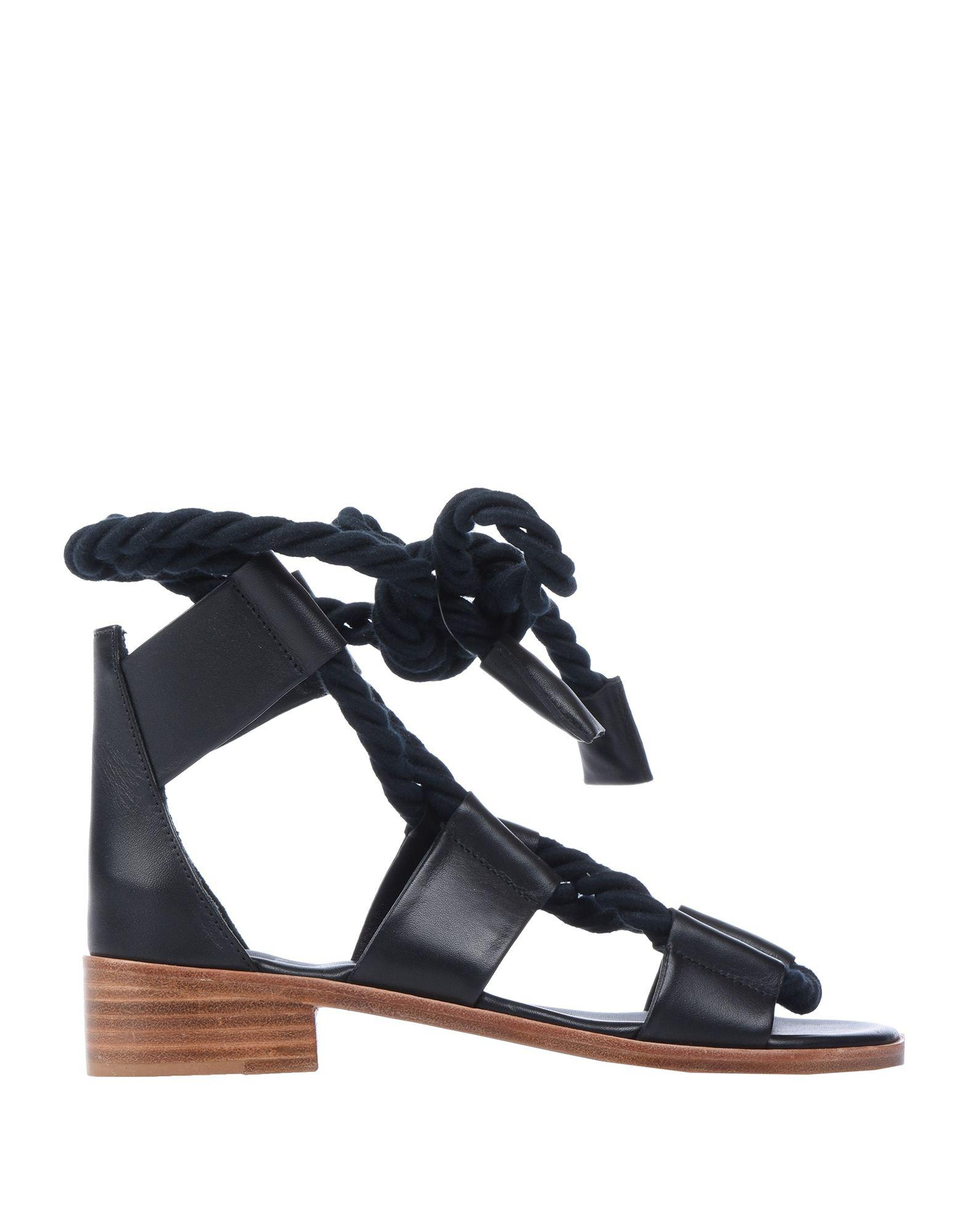 0ee1e2462e8988 Lyst - Pierre Hardy Sandals in Black