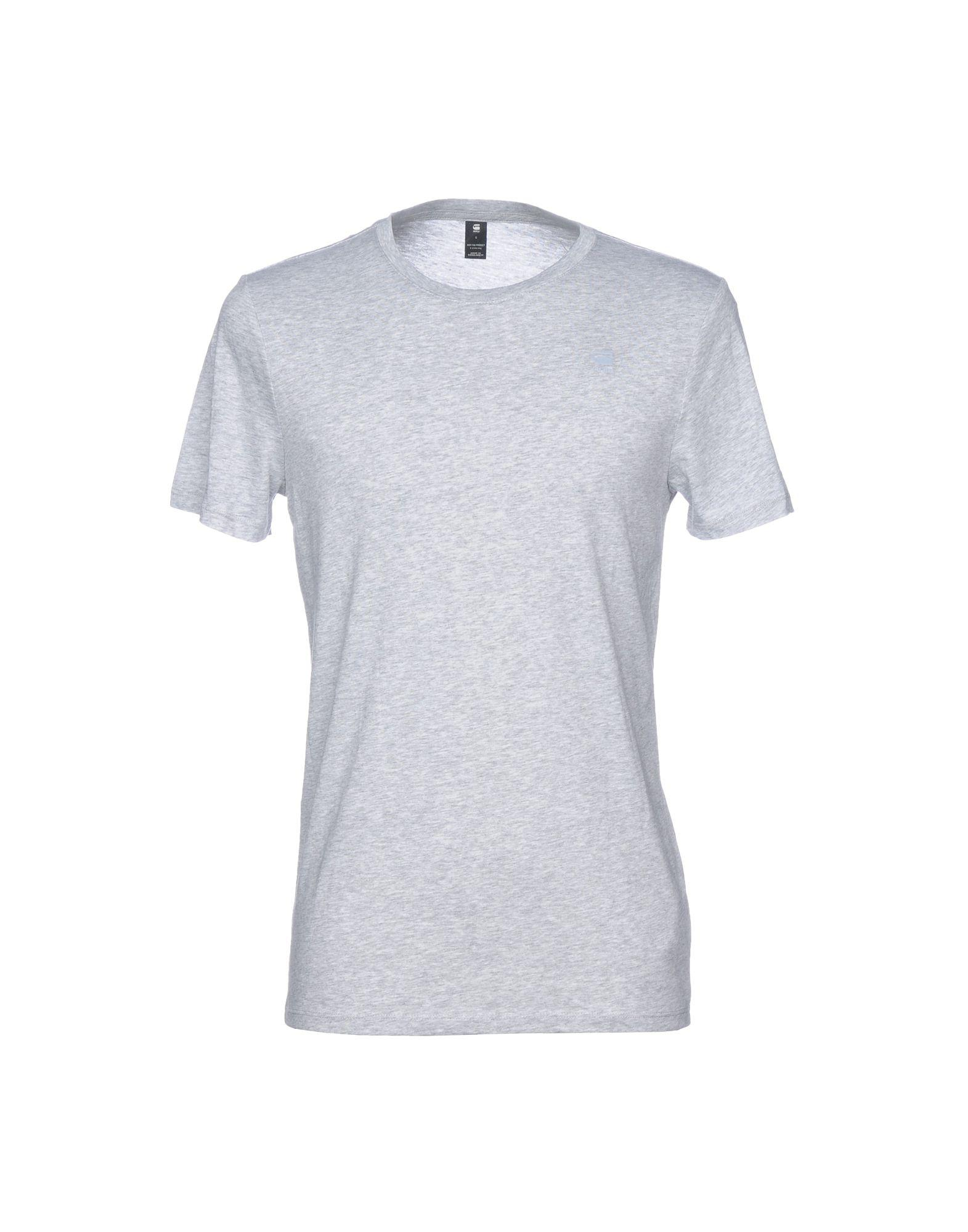 2334a602b01 G-Star RAW T-shirt in Gray for Men - Lyst
