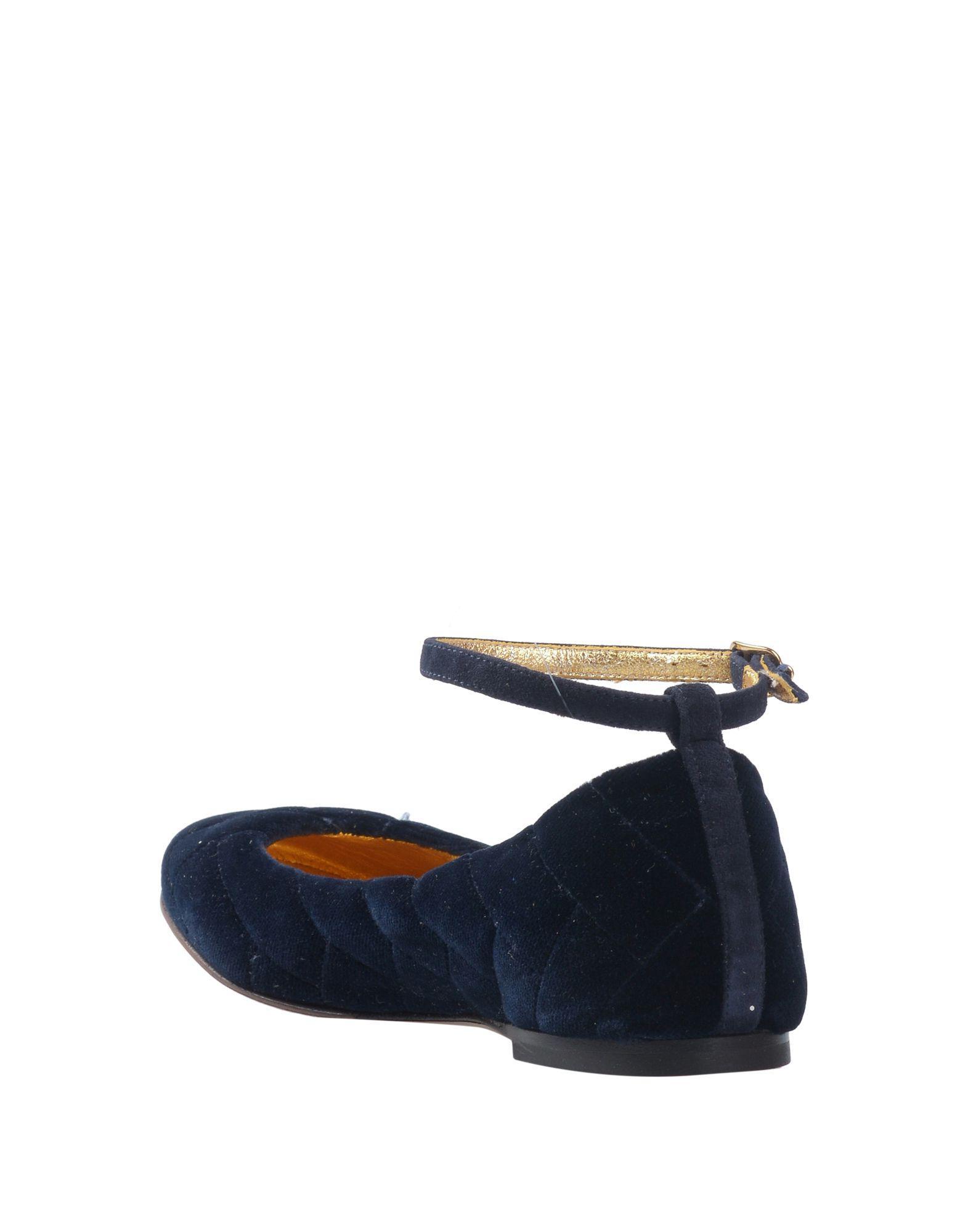 dffb78cf2d8 Lyst - L Autre Chose Ballet Flats in Blue