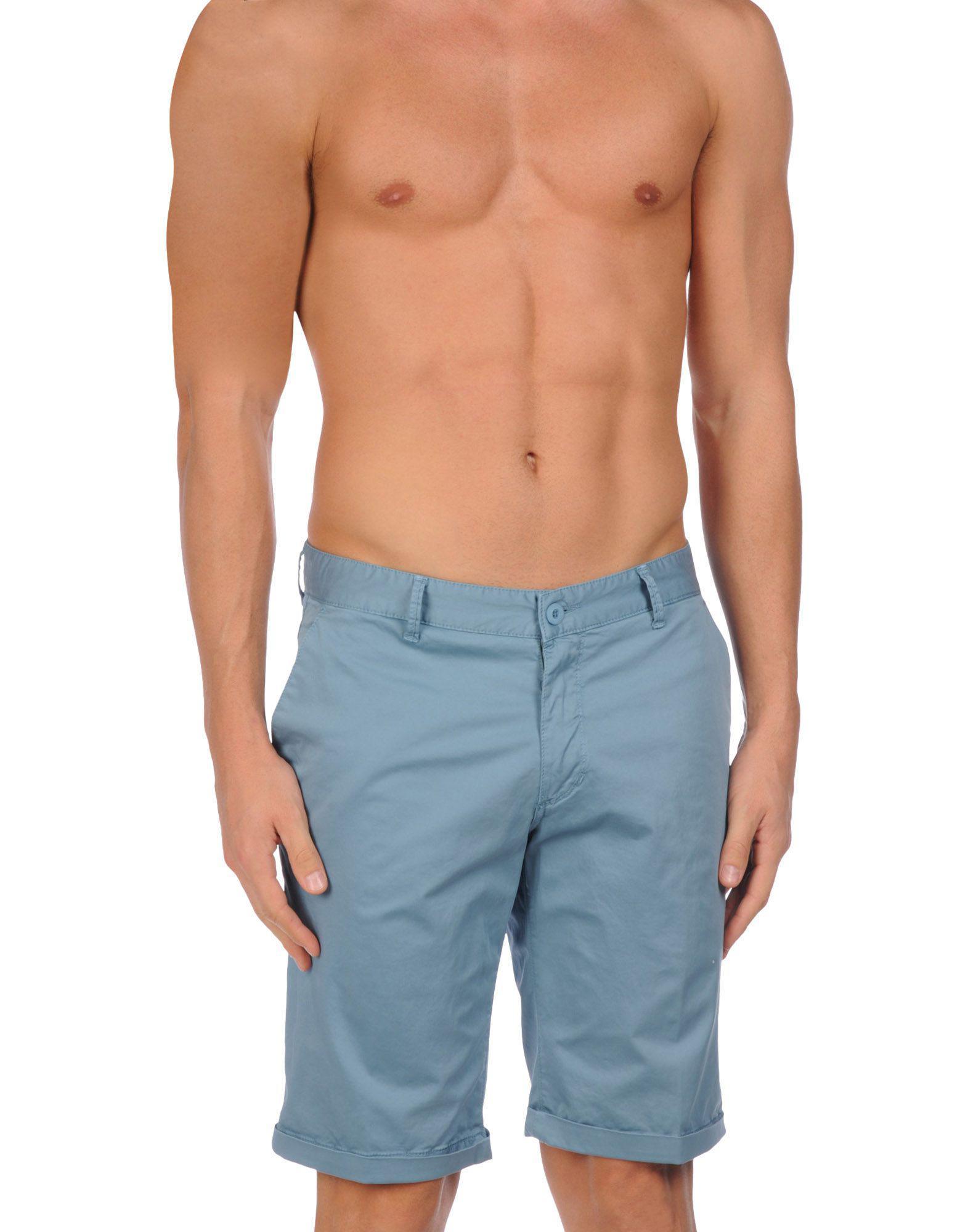 TROUSERS - Bermuda shorts Bagutta FYteyYfQ
