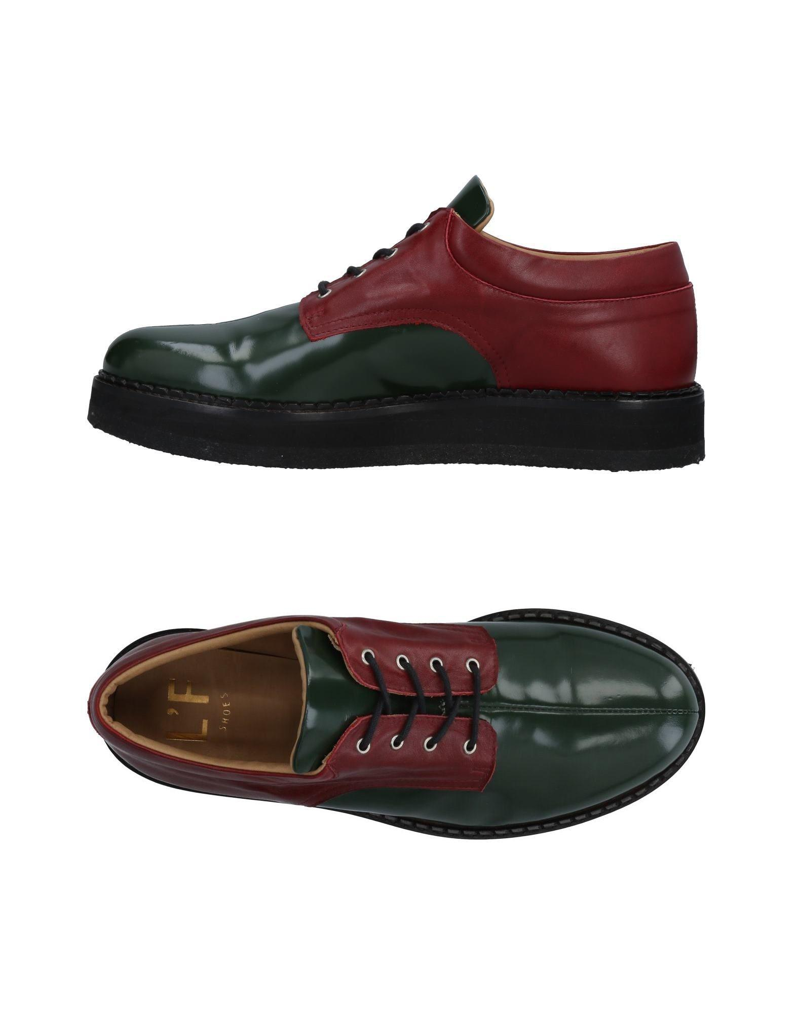 L'f Chaussures Chaussures À Lacets onf5Vawc