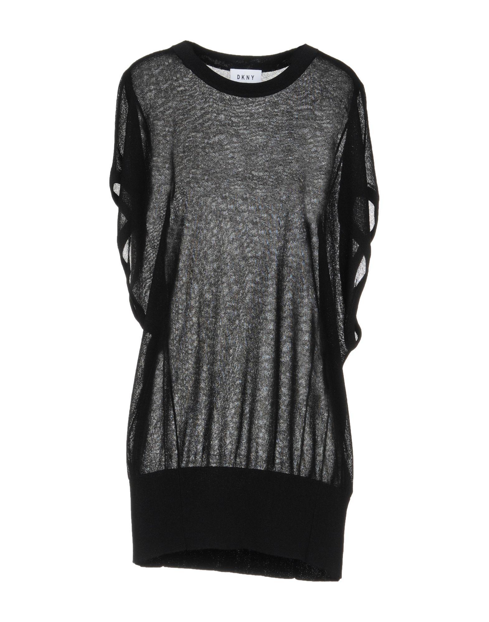 c3d782d5d5e DKNY - Black Sweater - Lyst. View fullscreen