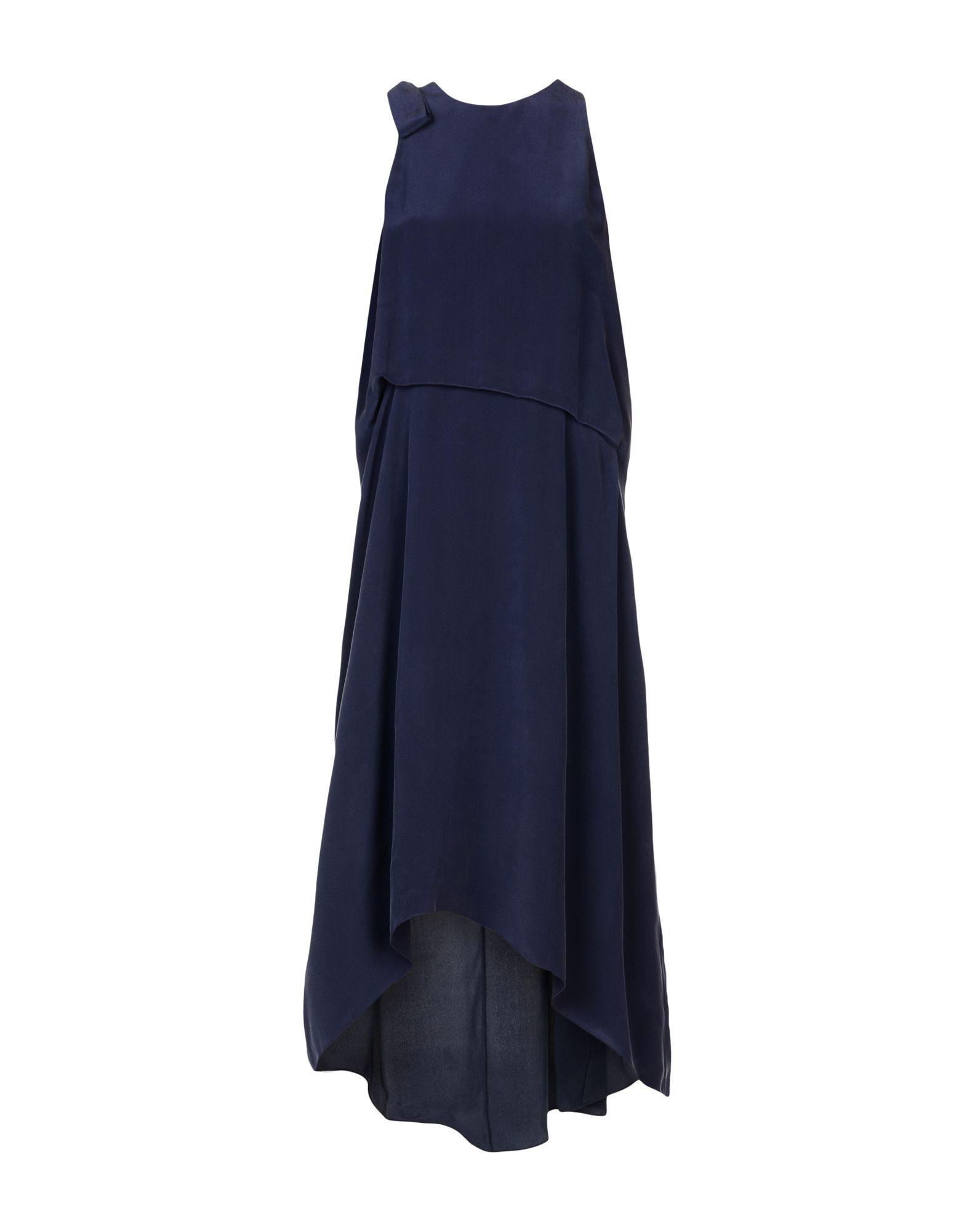 DRESSES - 3/4 length dresses Cedric Charlier 3CGzM
