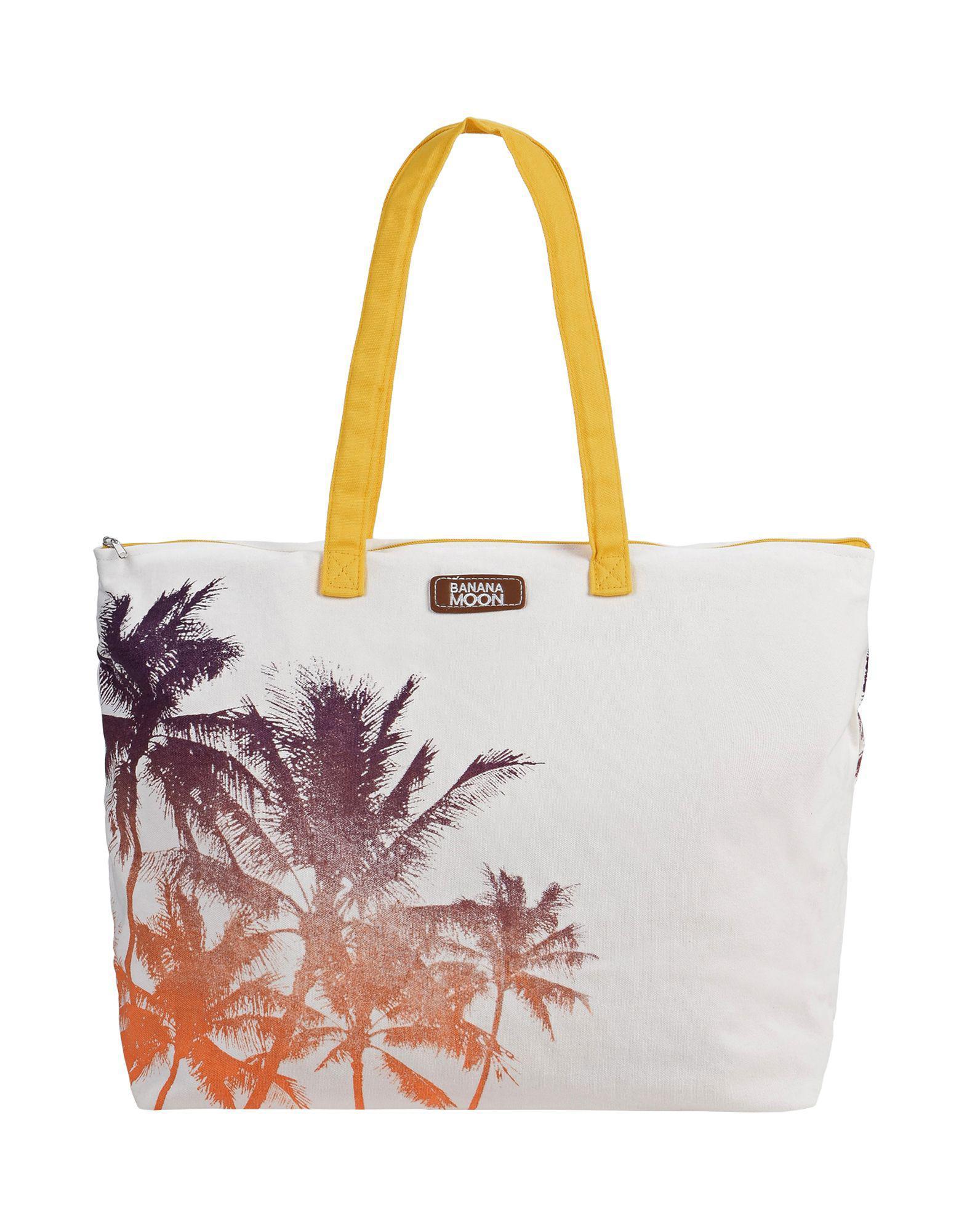 Lyst In Handbag White Banana Moon wZq6ZPB